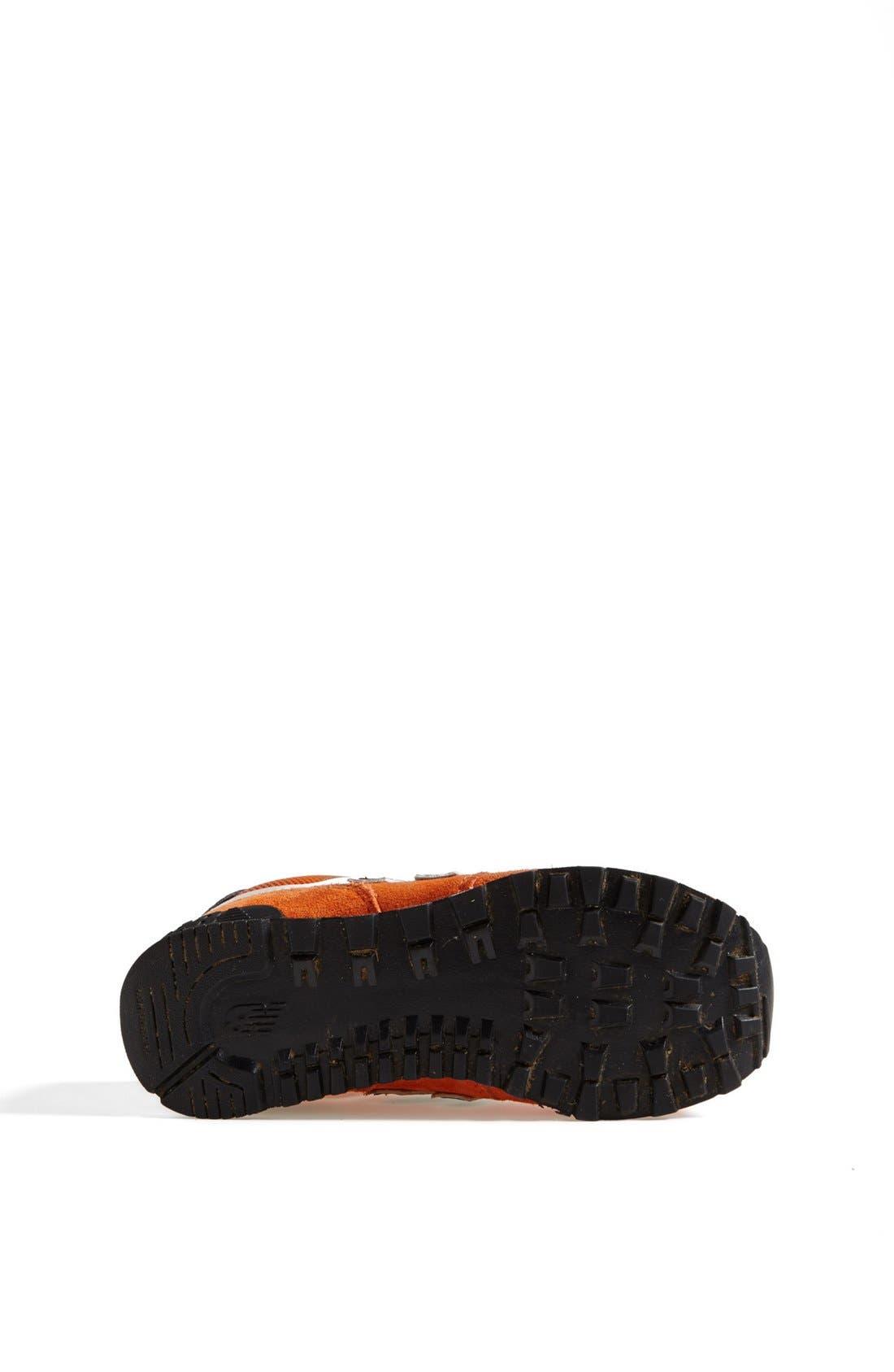 Alternate Image 4  - New Balance '574 Varsity' Sneaker (Walker)