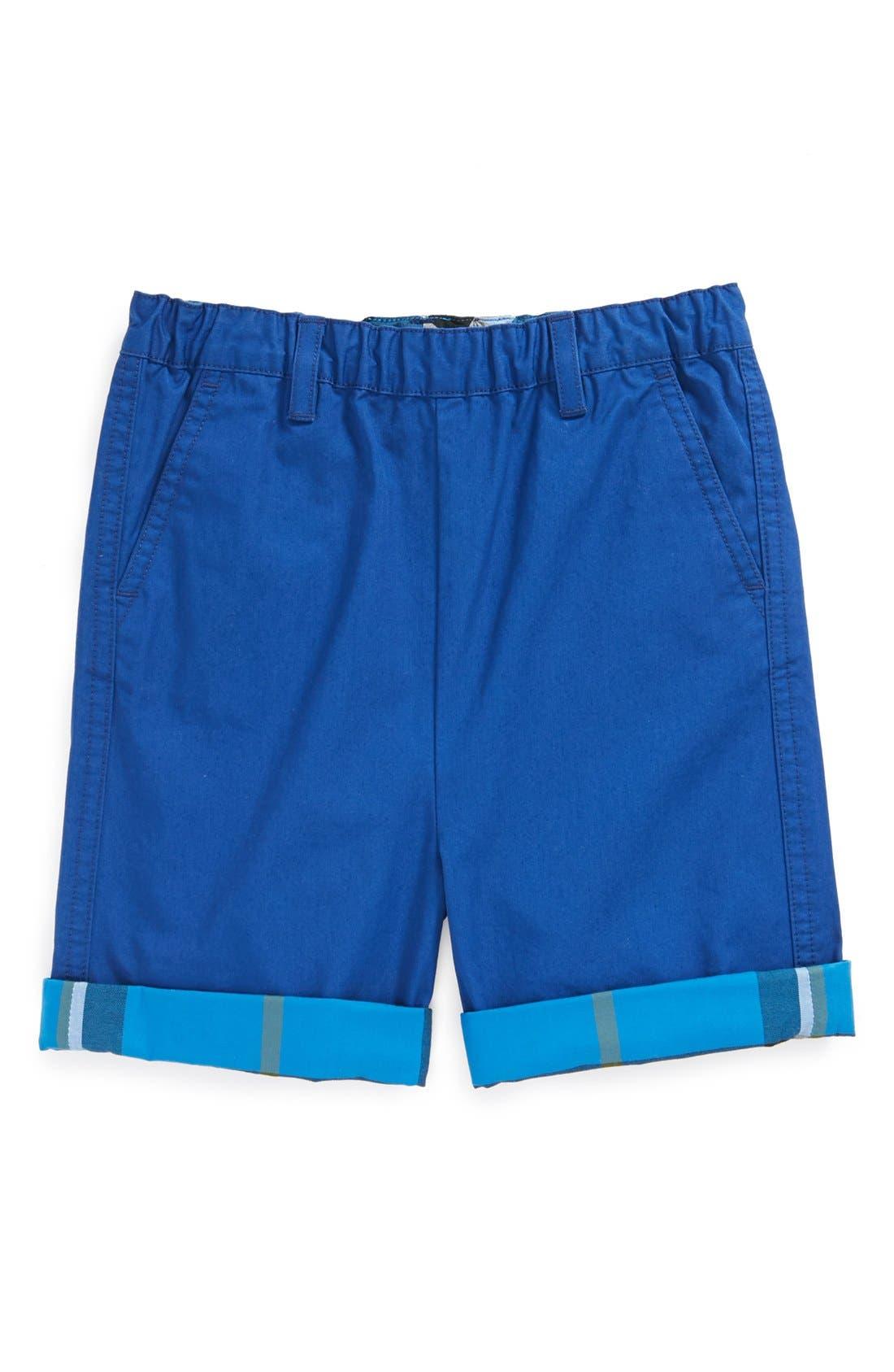 Main Image - Burberry 'Seth' Shorts (Toddler Boys)