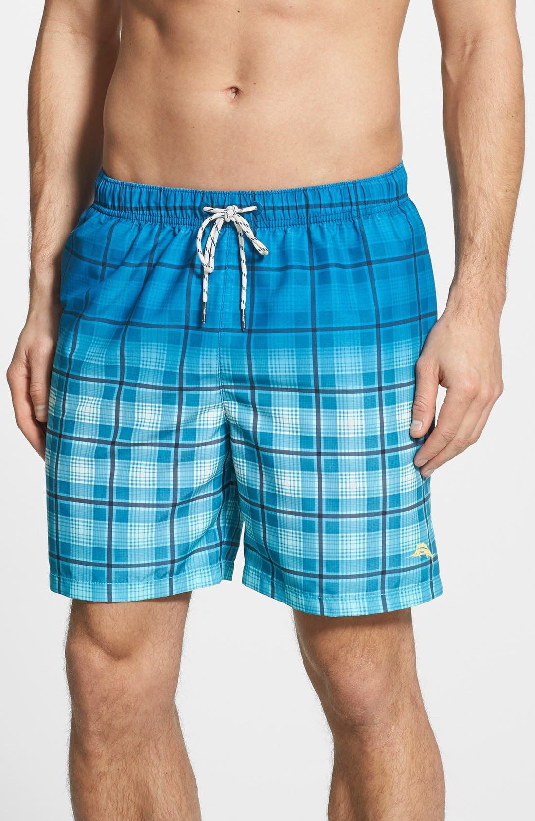 Alternate Image 1 Selected - Tommy Bahama 'The Naples Dip Dive' Swim Trunks