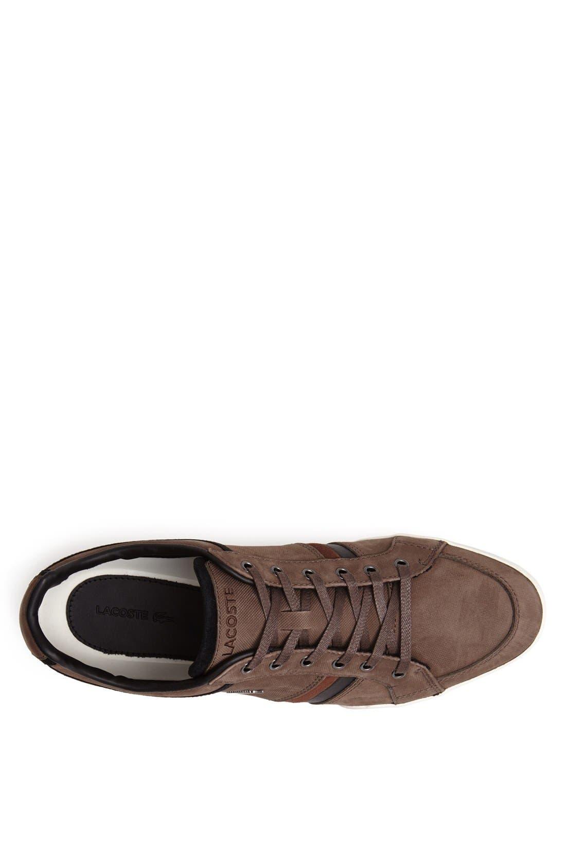 Alternate Image 3  - Lacoste 'Rayford 4' Sneaker (Men)