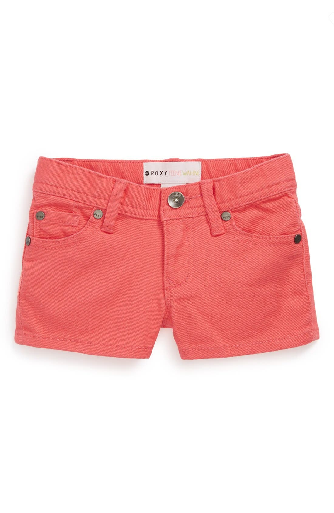 Alternate Image 2  - Roxy 'Lisy' Shorts (Toddler Girls)