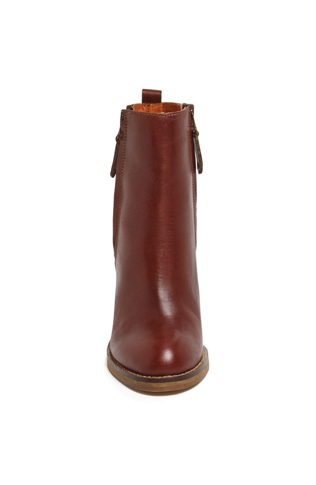 Alternate Image 3  - Topshop 'Angel' Leather Boot