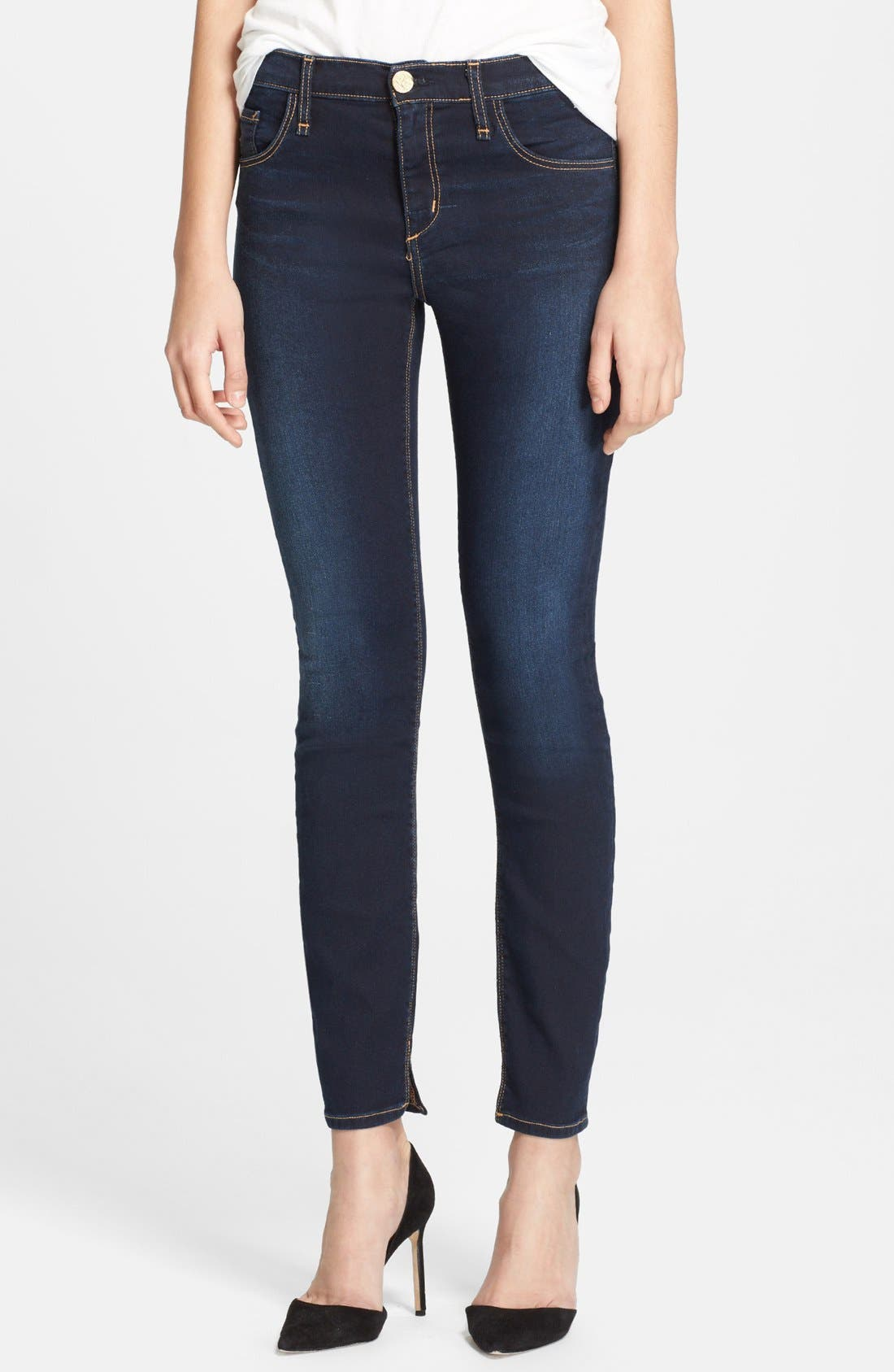 Alternate Image 1 Selected - McGuire Skinny Ankle Jeans (Atlantic Blue)