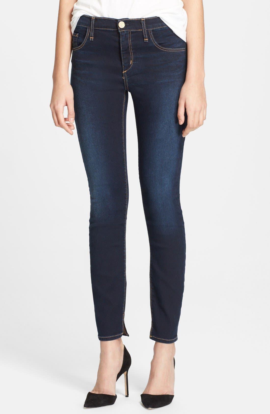 Main Image - McGuire Skinny Ankle Jeans (Atlantic Blue)