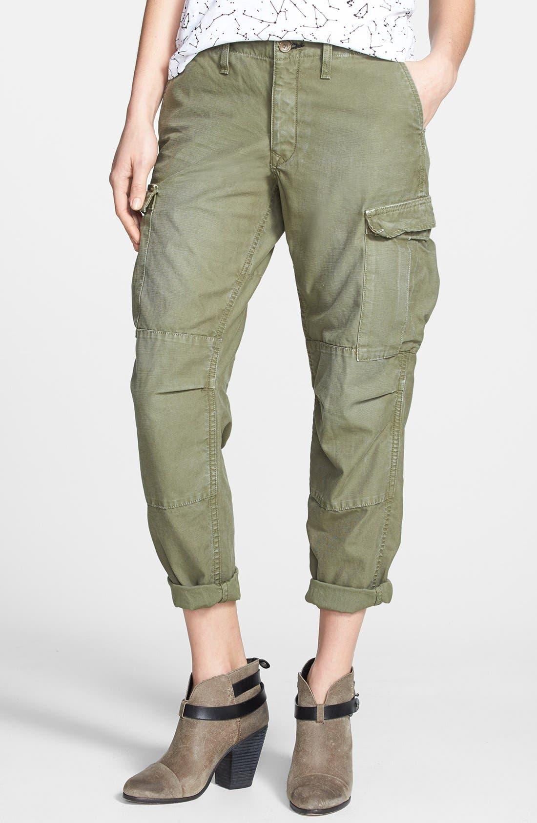 Alternate Image 1 Selected - rag & bone/JEAN 'Combat' Cargo Pants