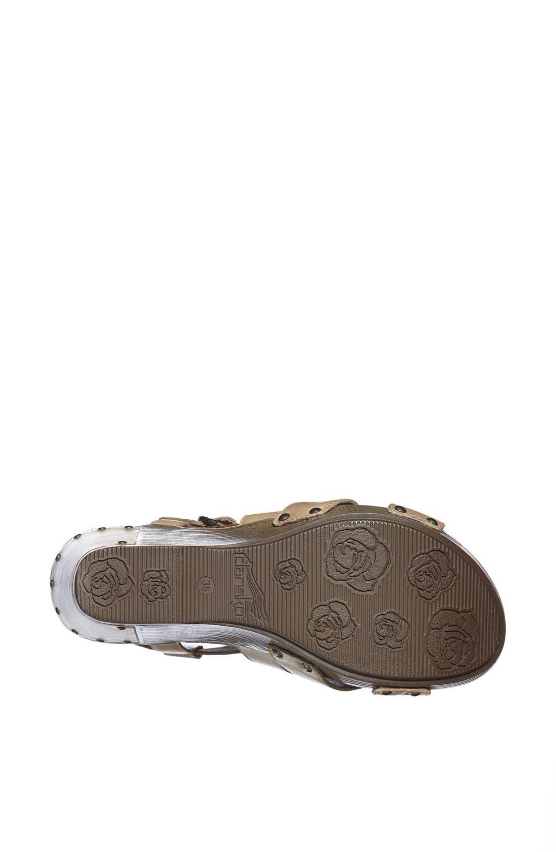Alternate Image 4  - Dansko 'Frida' Sandal