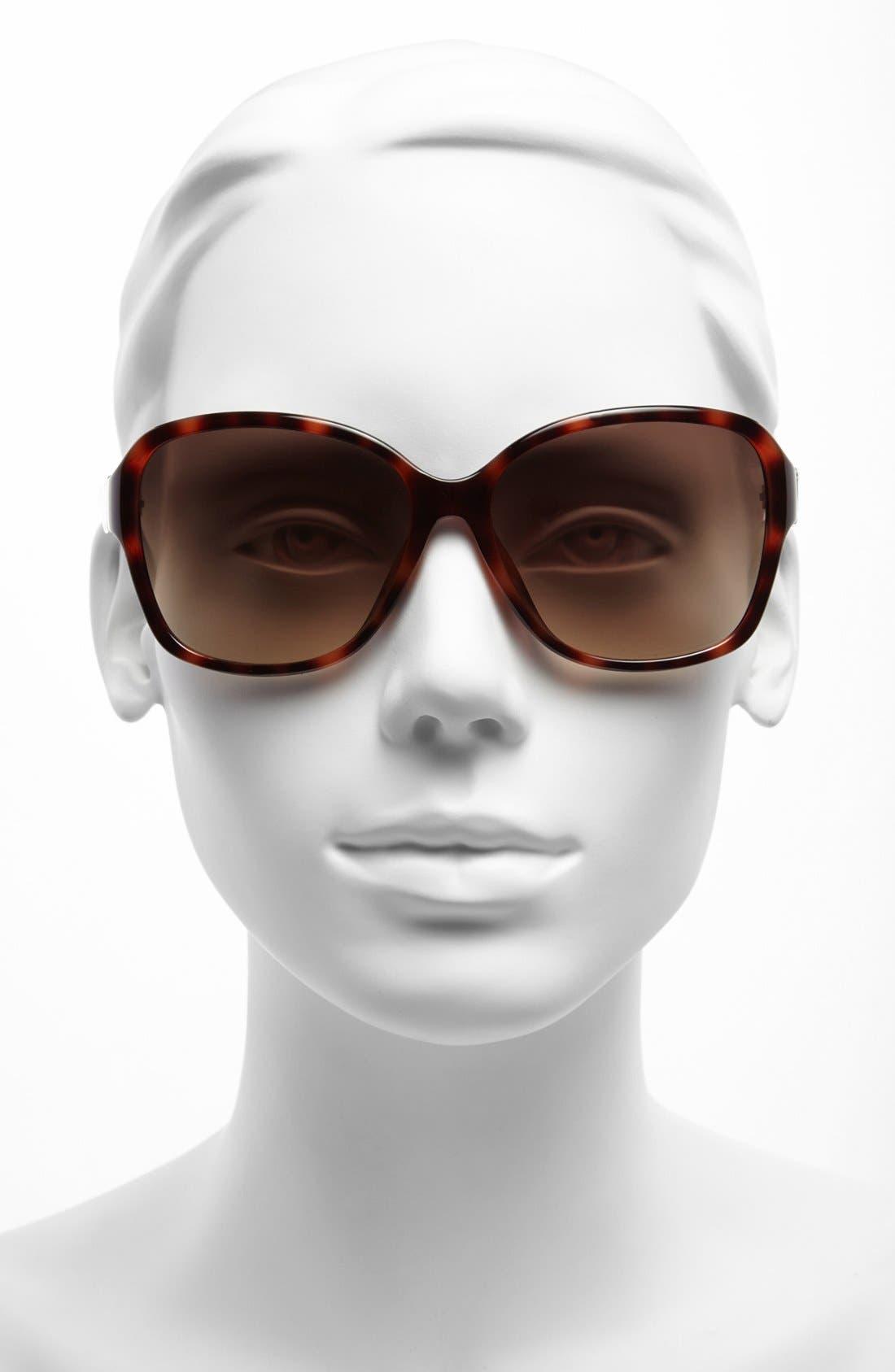 Alternate Image 2  - MICHAEL Michael Kors 'Layla' 58mm Sunglasses