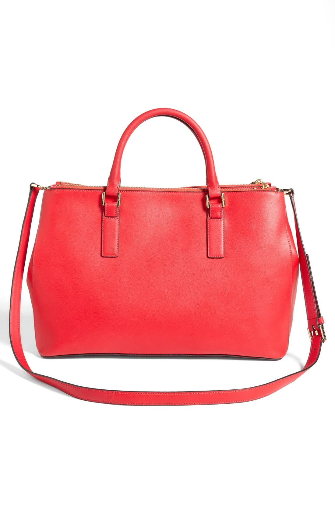 Alternate Image 4  - Tory Burch 'Robinson - Double Zip' Tote