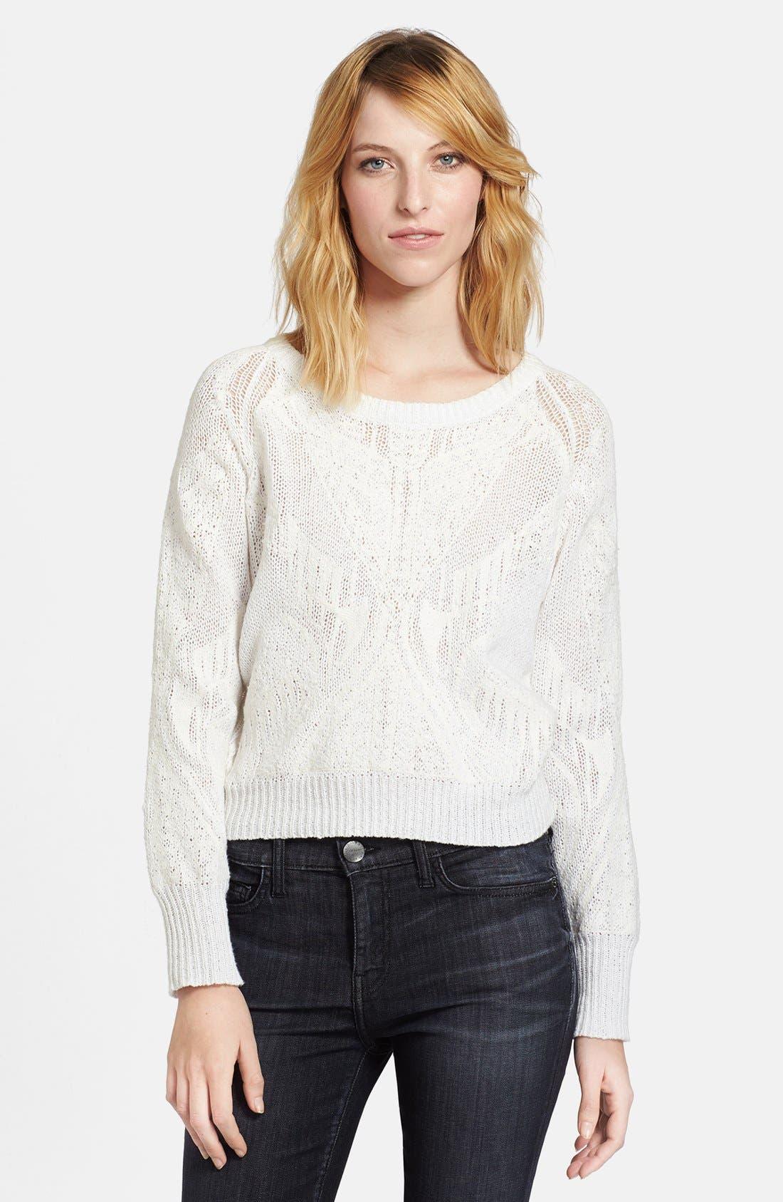 Alternate Image 1 Selected - IRO Crewneck Sweater