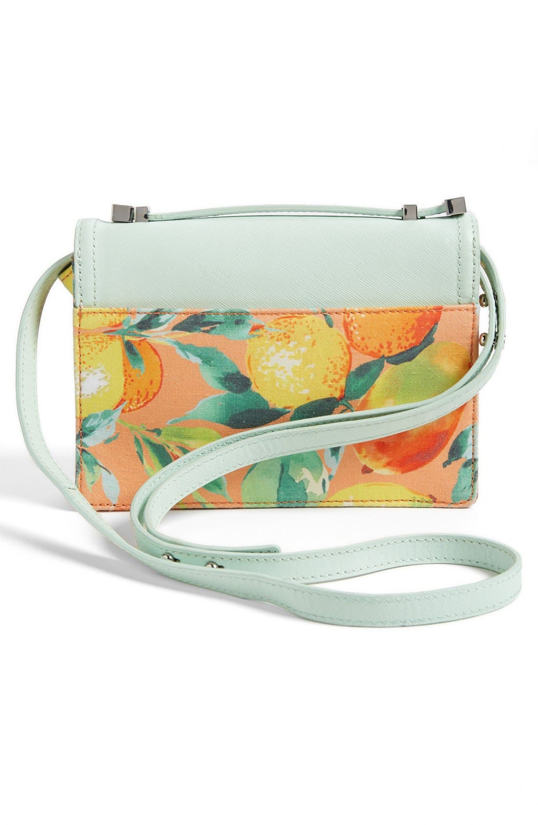 Alternate Image 3  - Loeffler Randall 'Rider - Mini' Leather Crossbody Bag