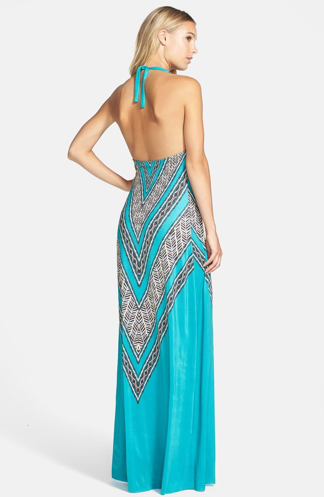 Alternate Image 2  - ViX Swimwear 'Xingu Bahama' Maxi Dress