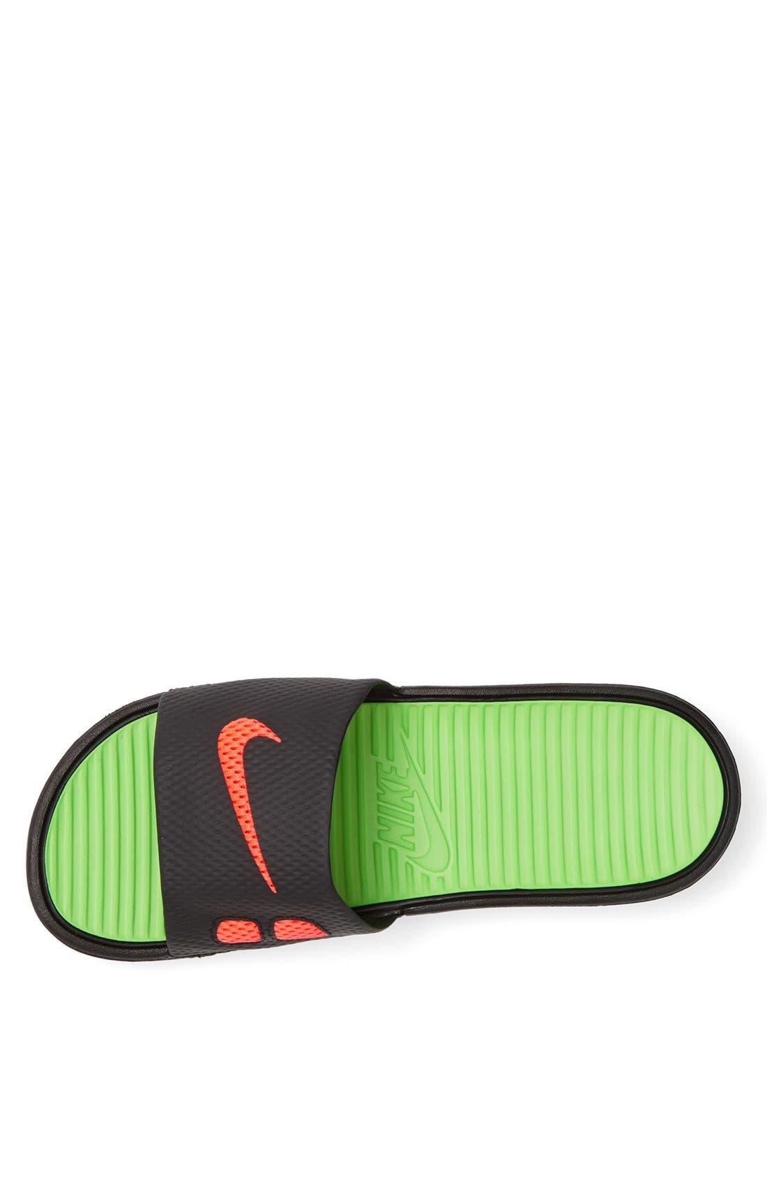 Alternate Image 3  - Nike 'Benassi SolarSoft' Sandal