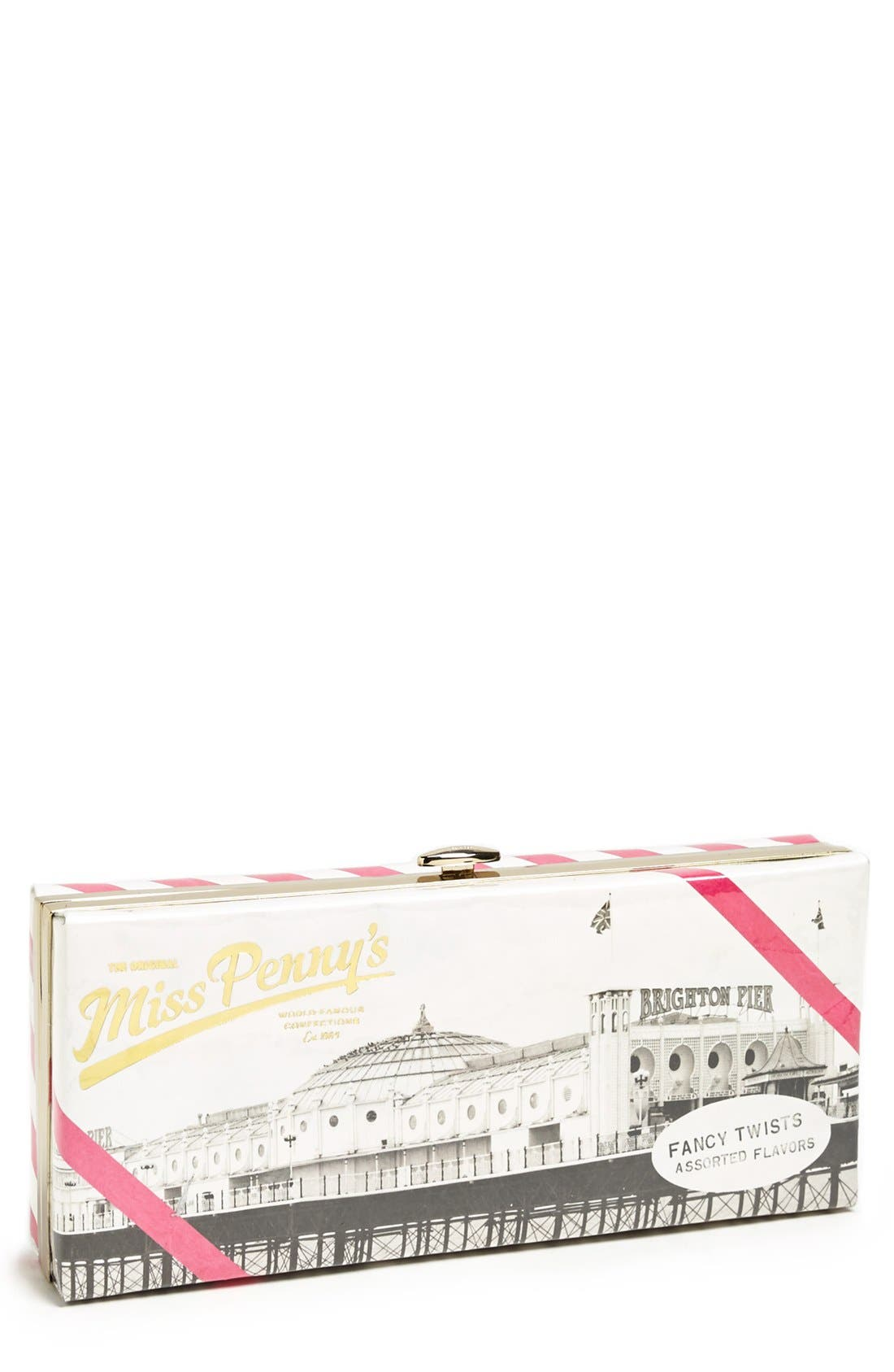 Alternate Image 1 Selected - kate spade new york 'the original miss penny's ' box clutch