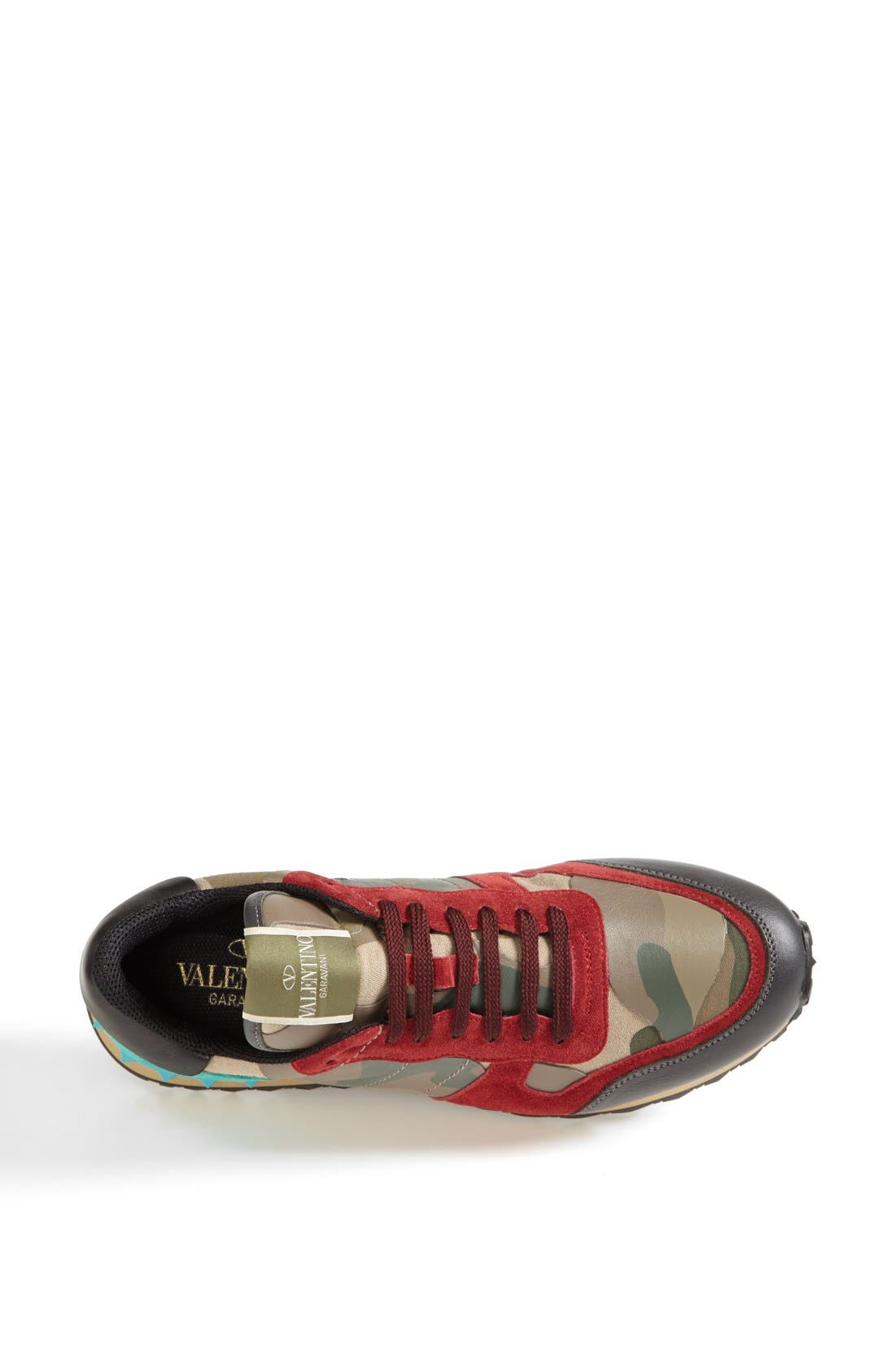 Alternate Image 3  - Valentino Camouflage Sneaker