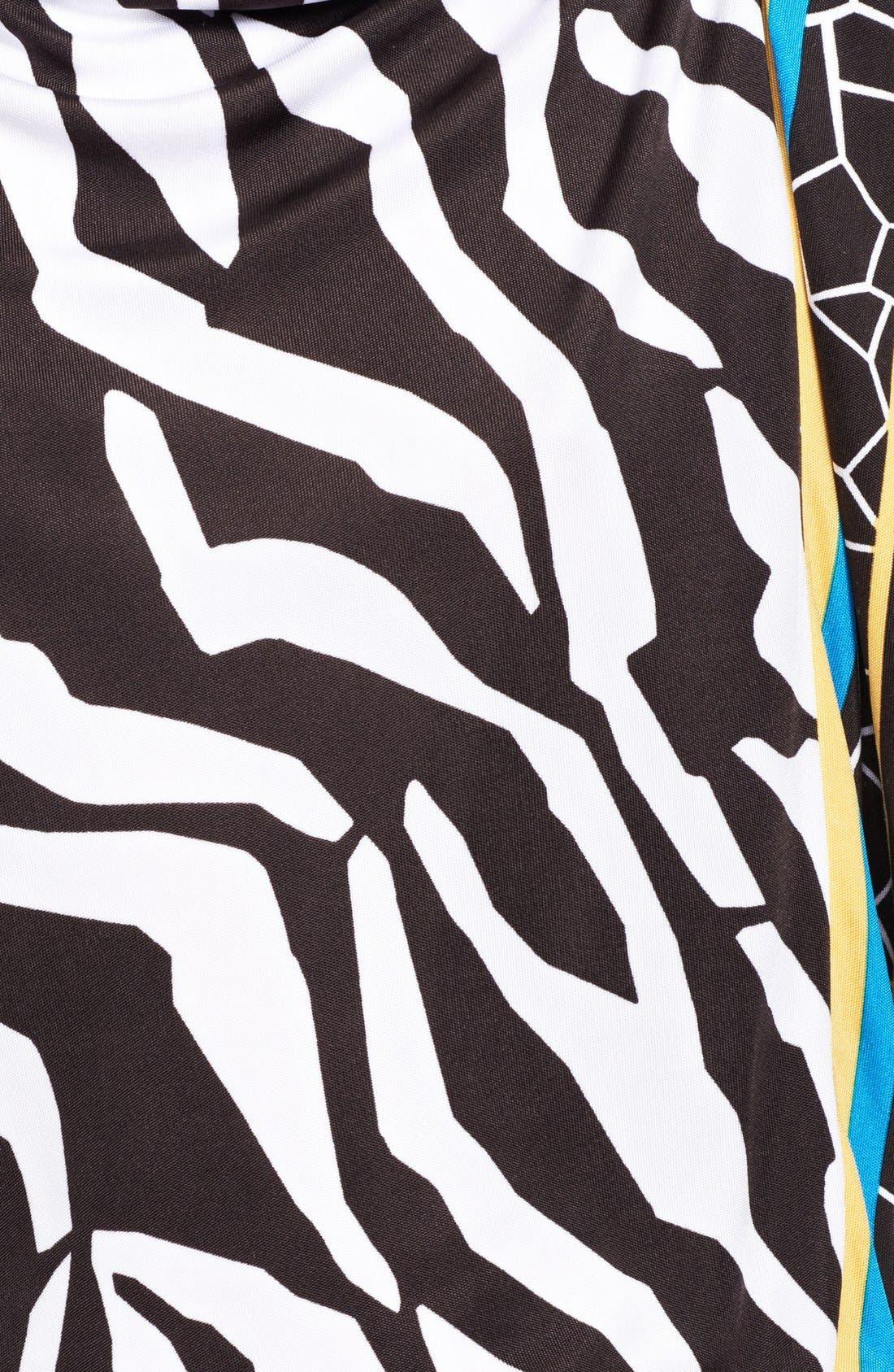 Alternate Image 4  - ESCADA 'Elsmarie' Print Jersey Top