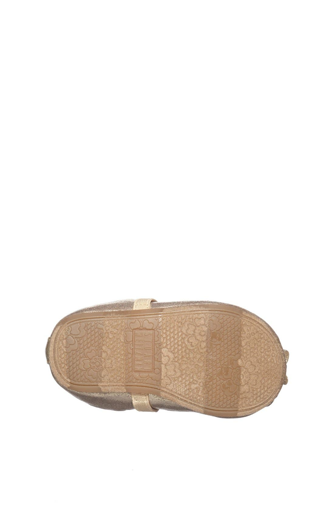 Alternate Image 4  - Stuart Weitzman 'Pali' Crib Shoe (Baby)