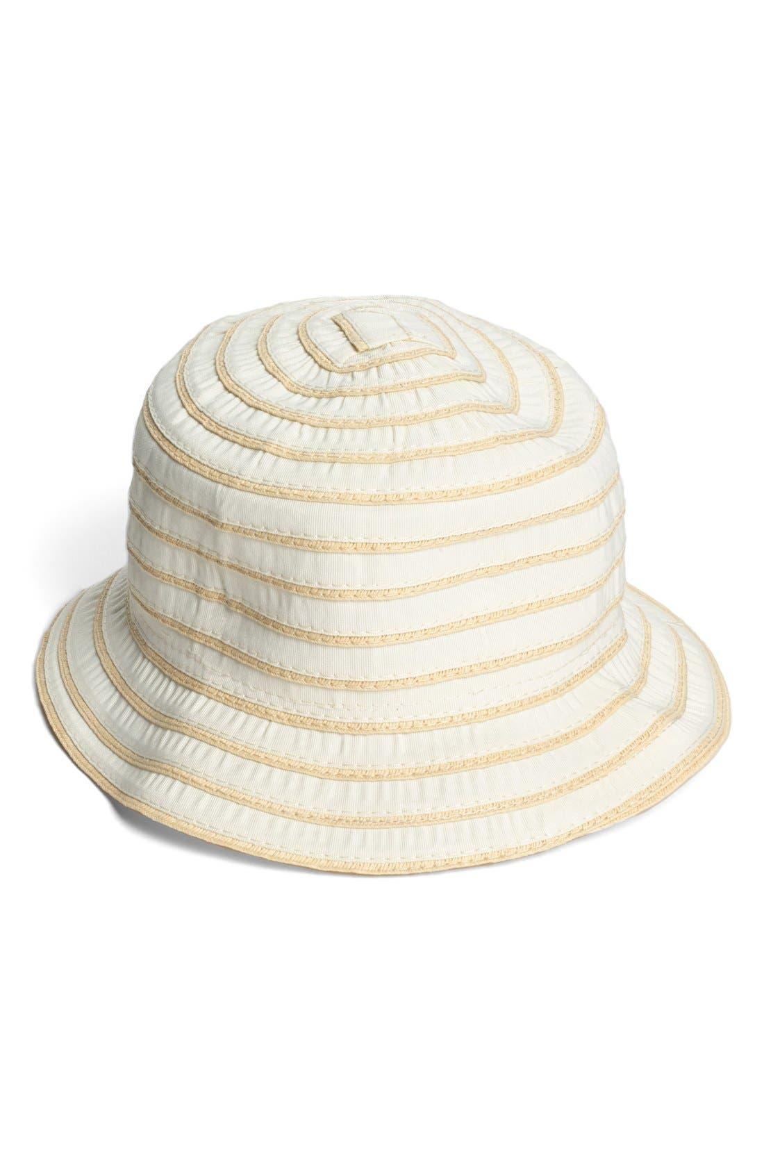 Main Image - Nordstrom Ribbon Crusher Hat