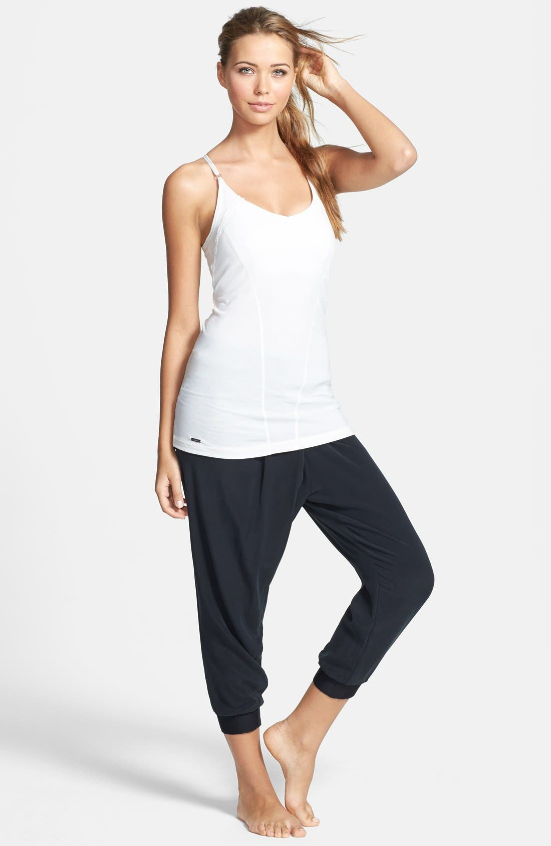 Alternate Image 3  - Lole 'Asha' Silk Capri Pants