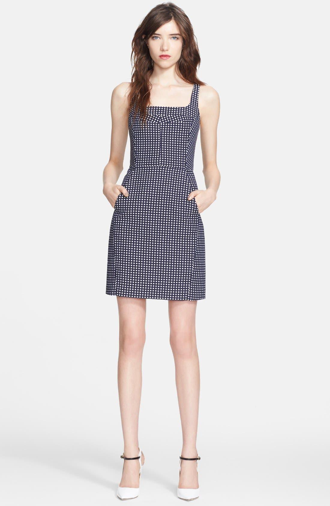 Main Image - Mcginn 'Cora' Polka Dot Dress