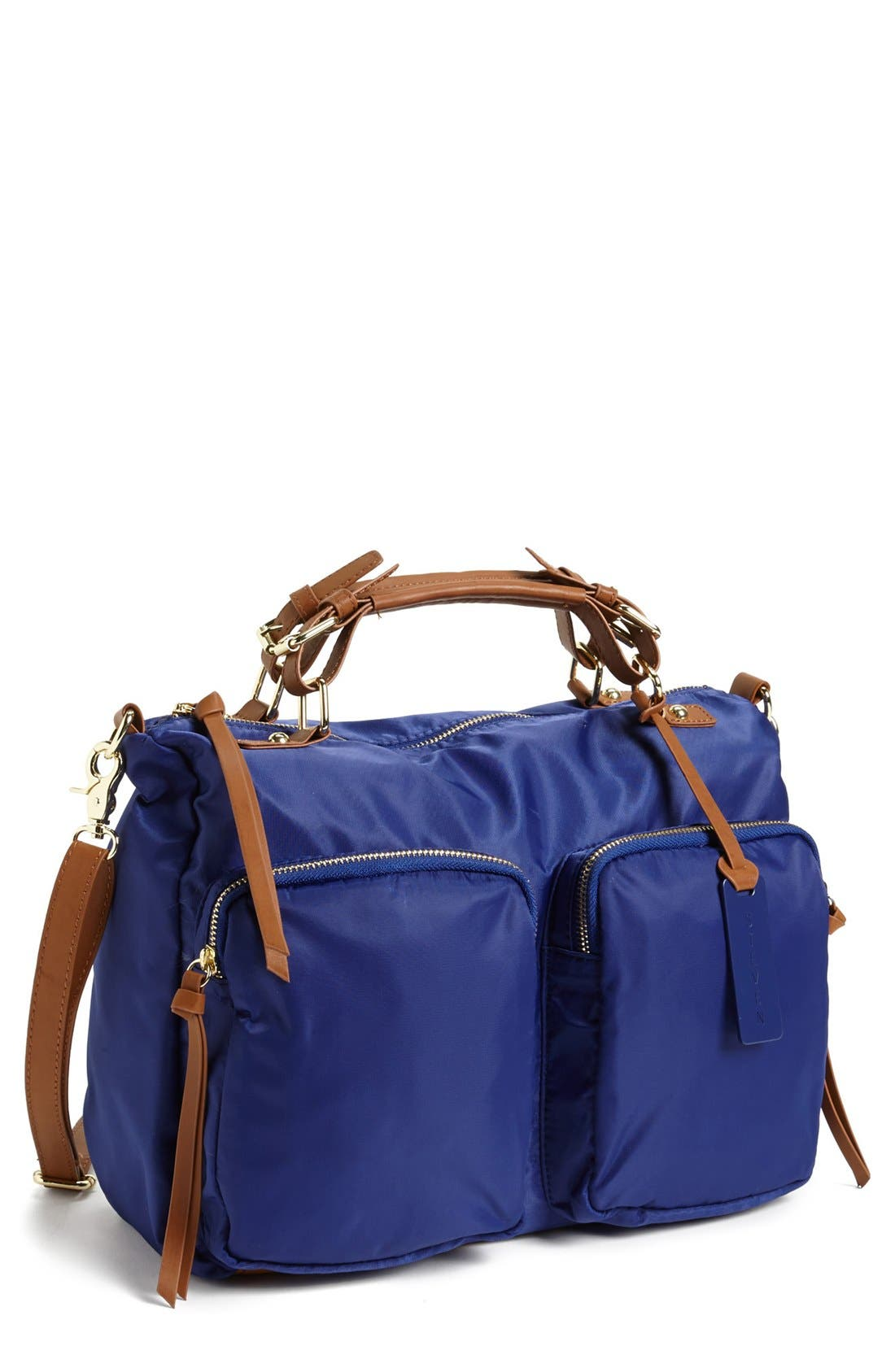 Alternate Image 1 Selected - Steven by Steve Madden 'Lighten Up' Satchel