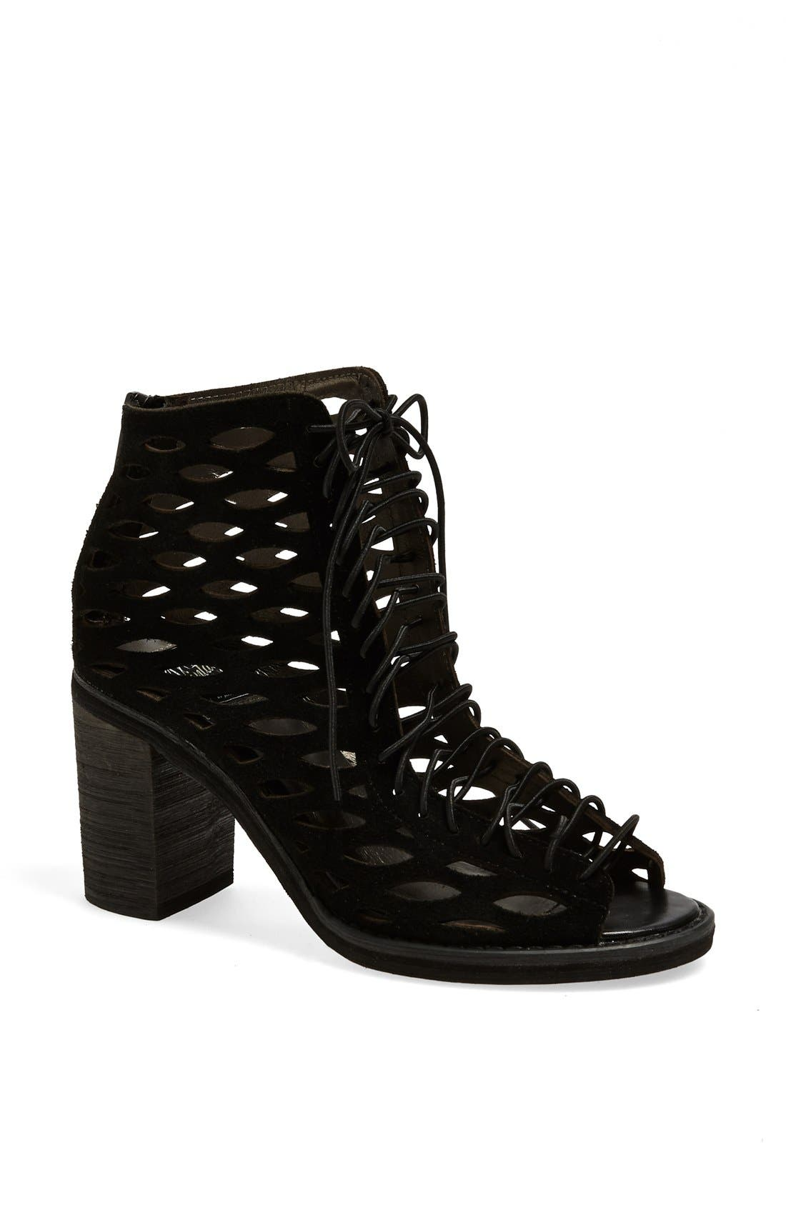 Alternate Image 1 Selected - Jeffrey Campbell 'Cors' Bootie