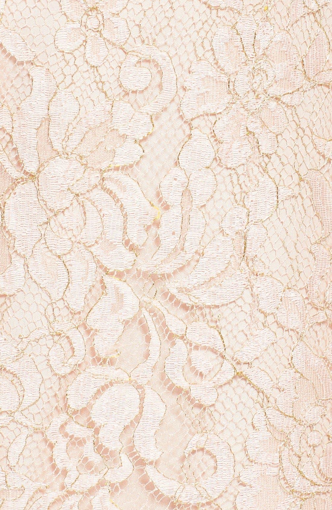 Alternate Image 4  - Jenny Yoo 'Cosette' Lace Dress
