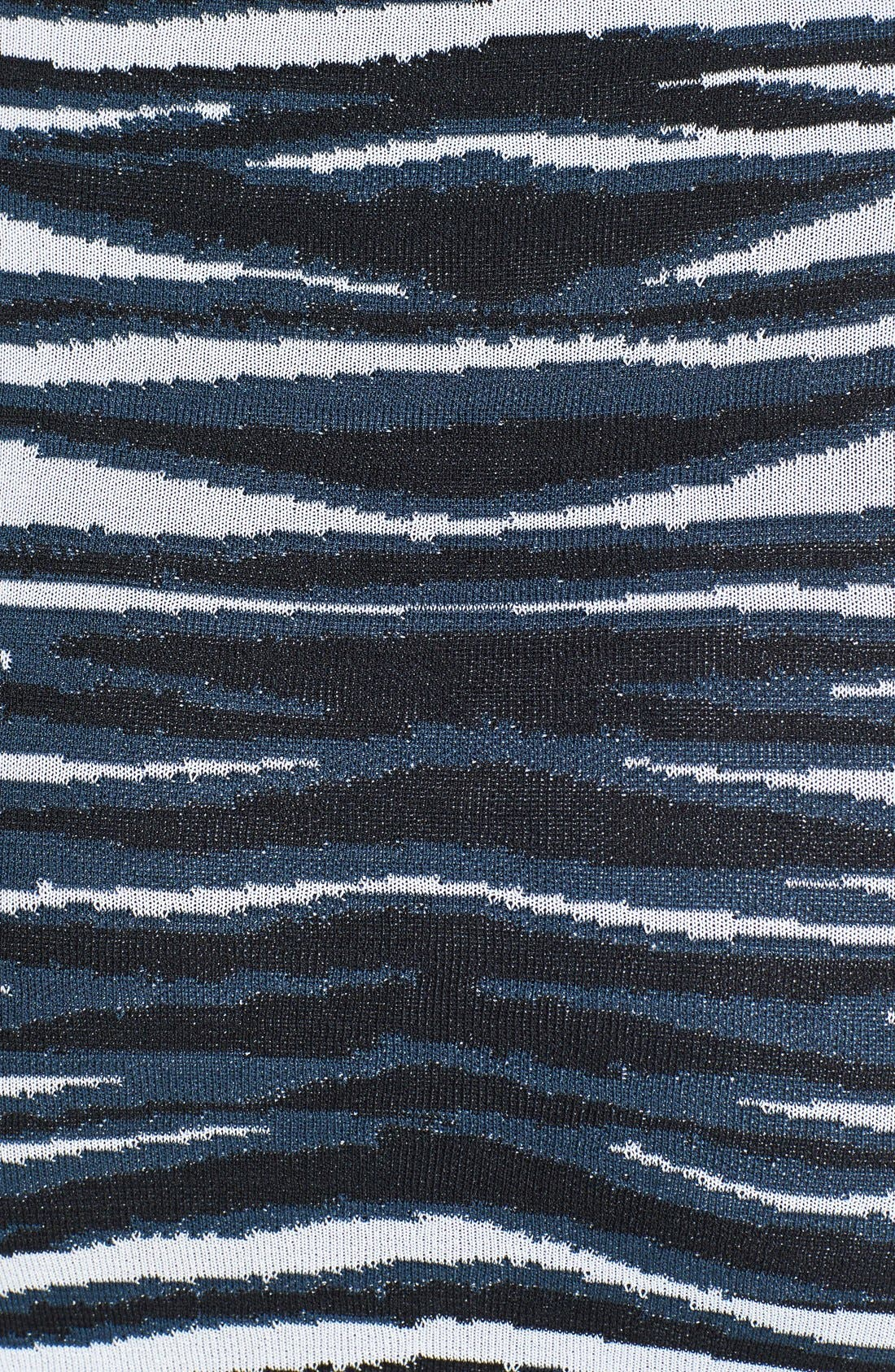 Alternate Image 3  - Milly Stripe Knit Midi Skirt
