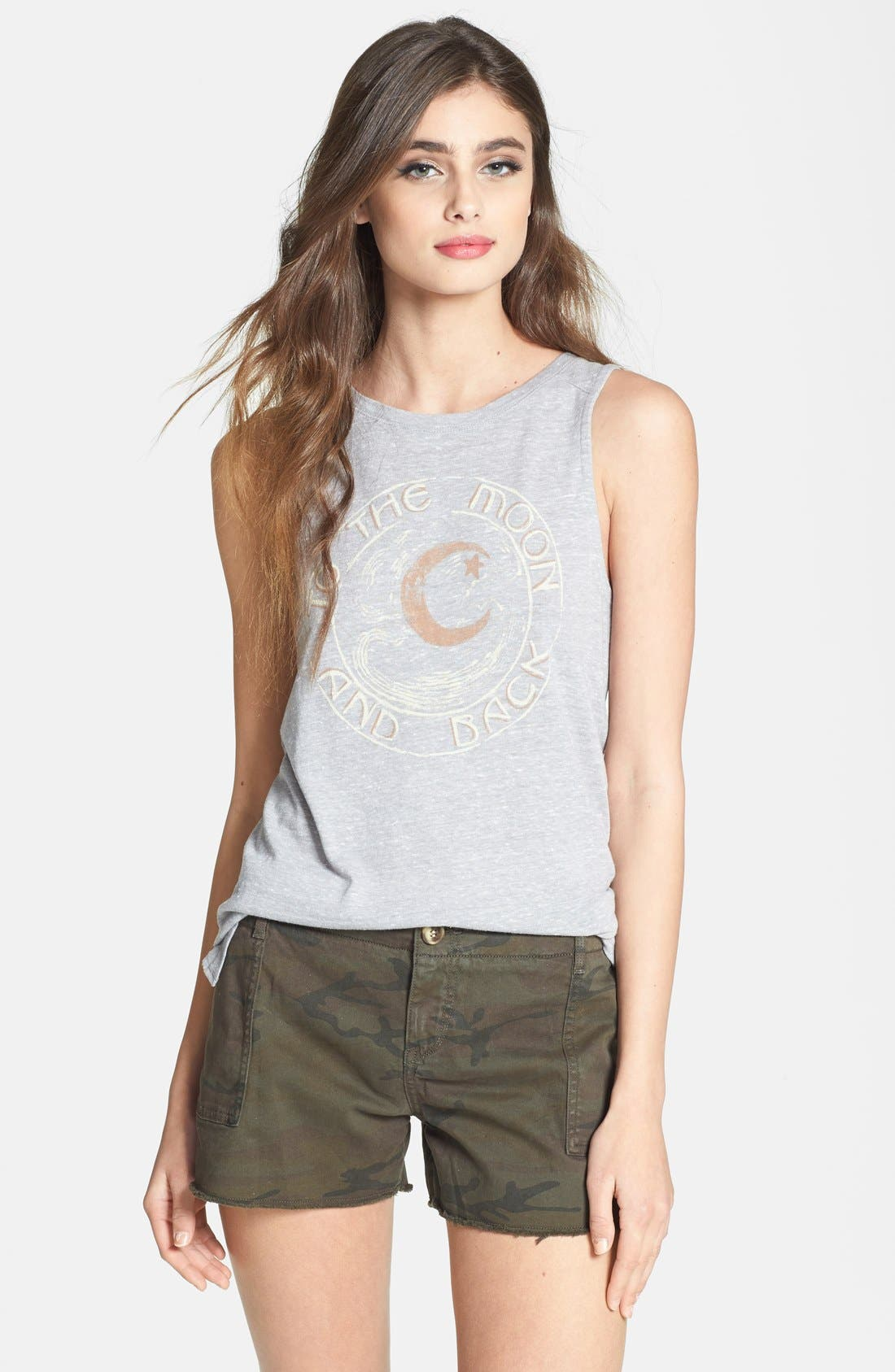 Alternate Image 1 Selected - Lucky Brand 'Moon' Tank