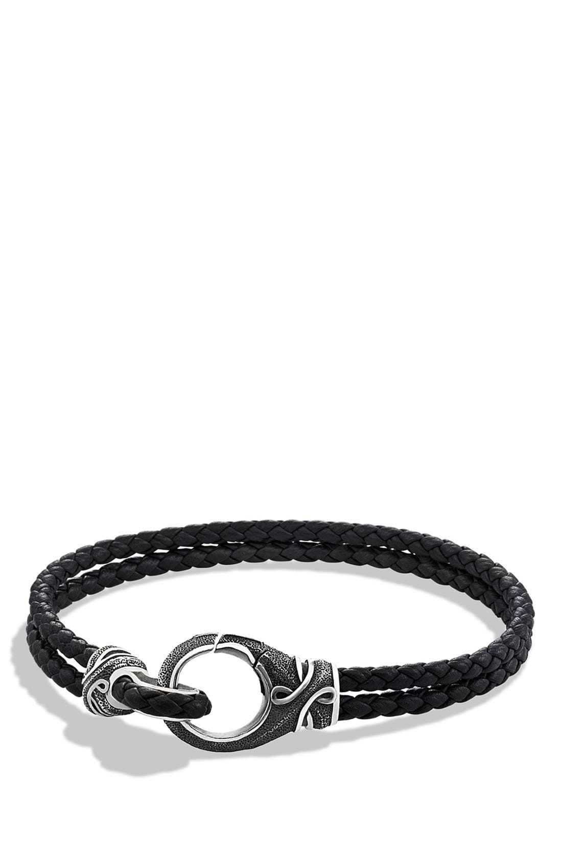 Main Image - David Yurman 'Armory' Two-Row Bracelet