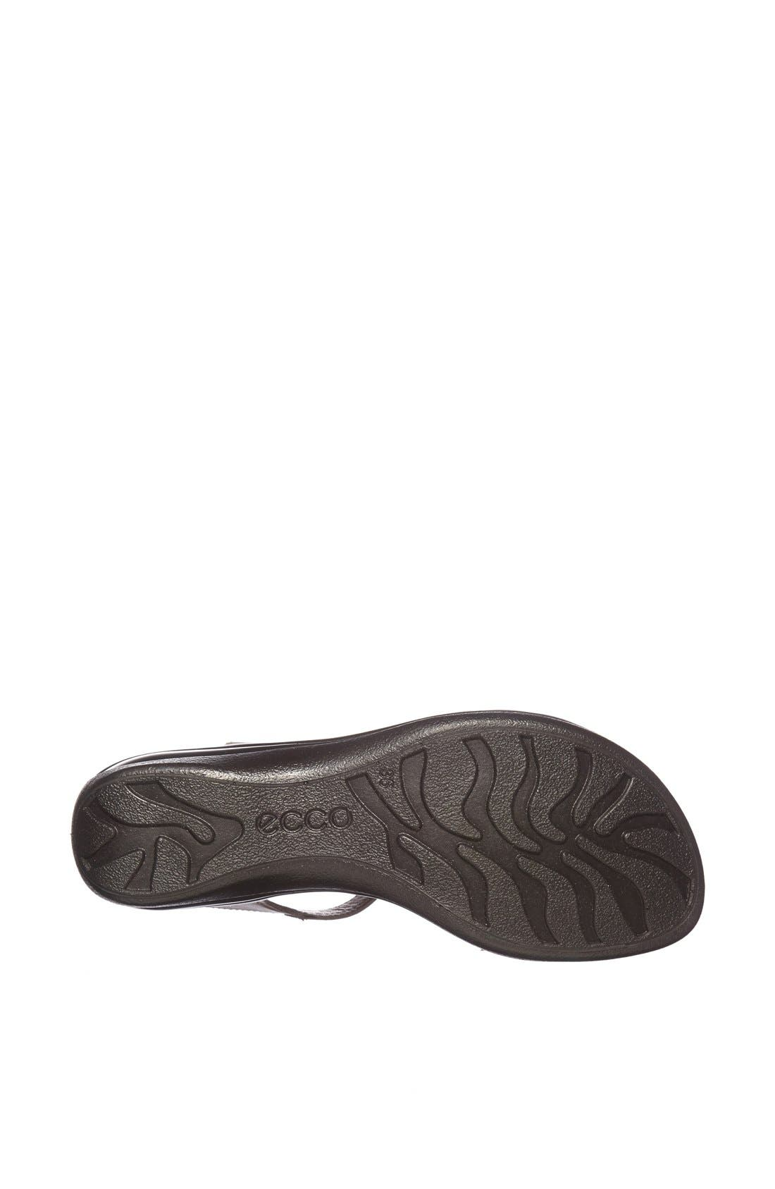Alternate Image 4  - ECCO 'Sensata' Sandal (Regular Retail Price: $119.95)