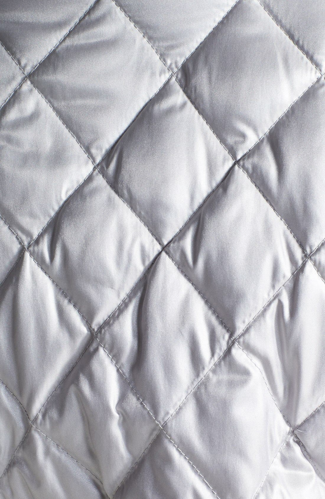 Alternate Image 3  - Vince Camuto Packable Quilted Down Jacket