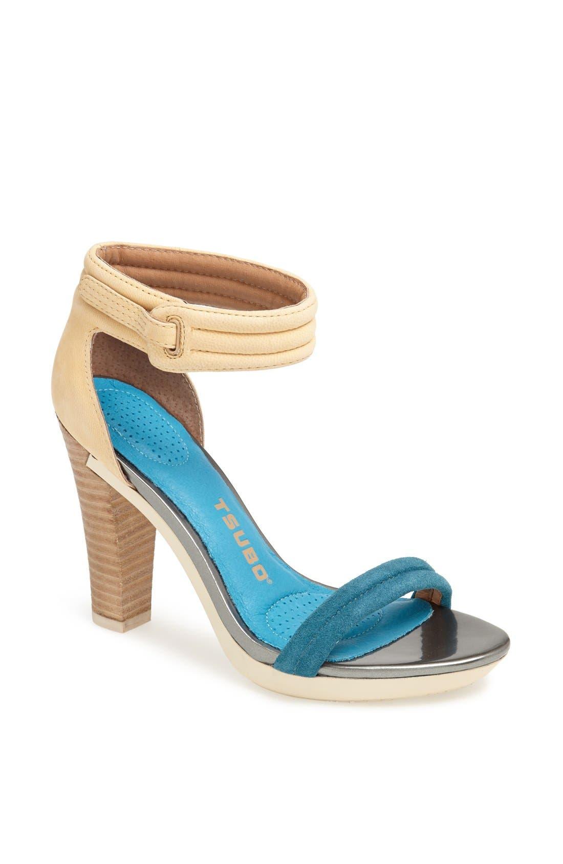 Alternate Image 1 Selected - Tsubo 'Triss' Sandal