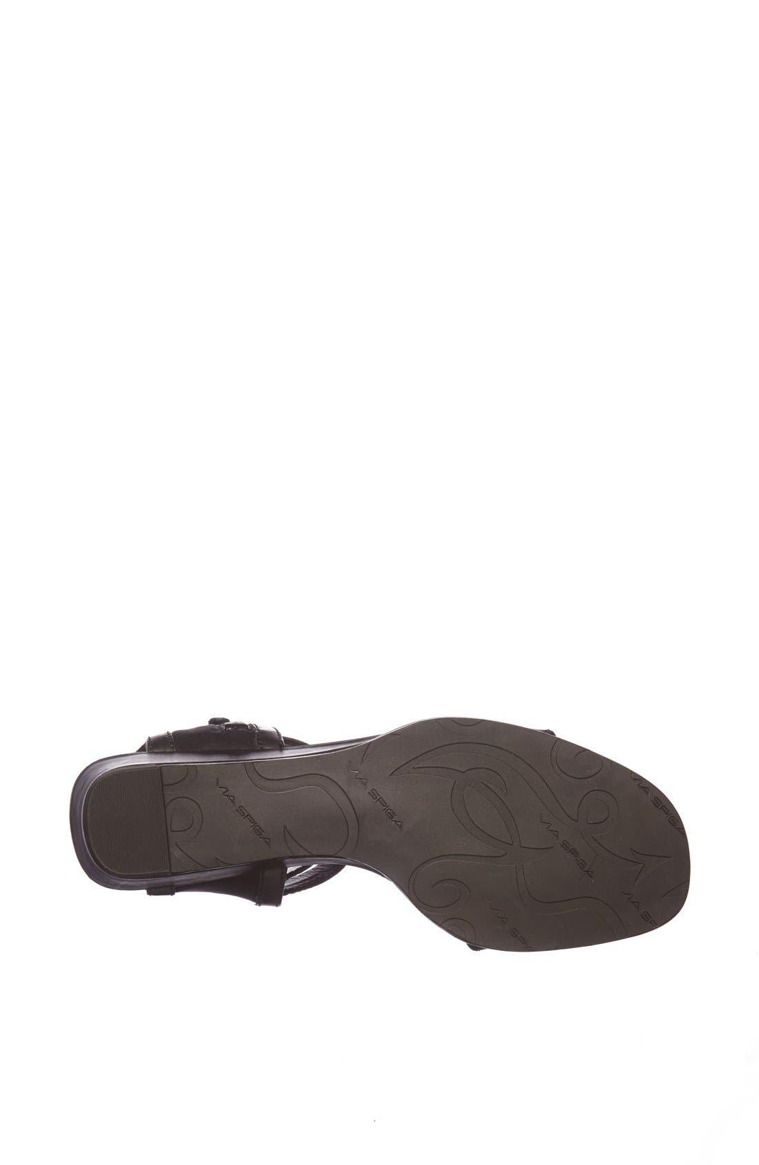 Alternate Image 4  - Via Spiga 'Patrice' Leather Sandal