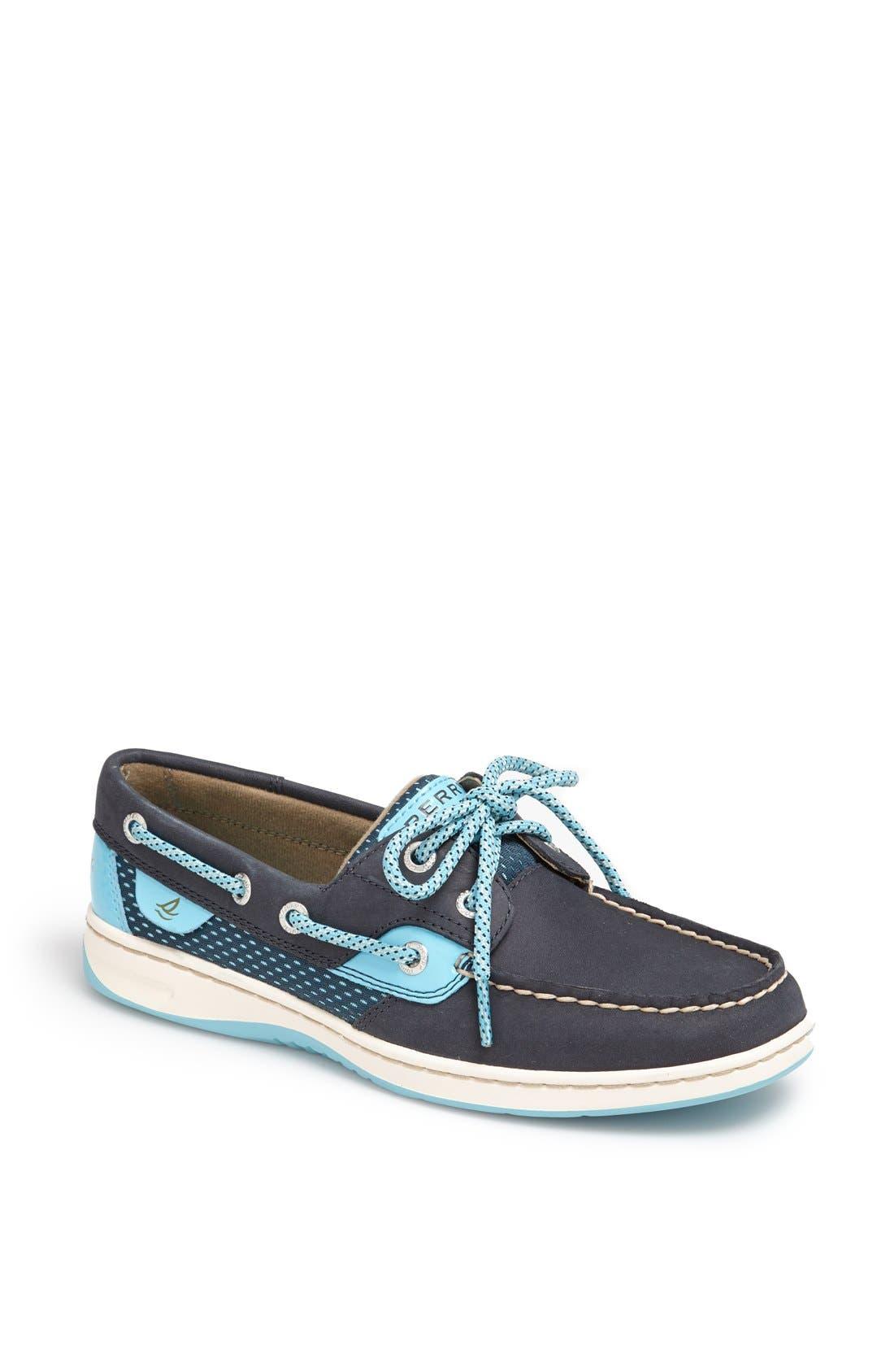 Alternate Image 1 Selected - Sperry 'Bluefish 2-Eye' Boat Shoe (Women)