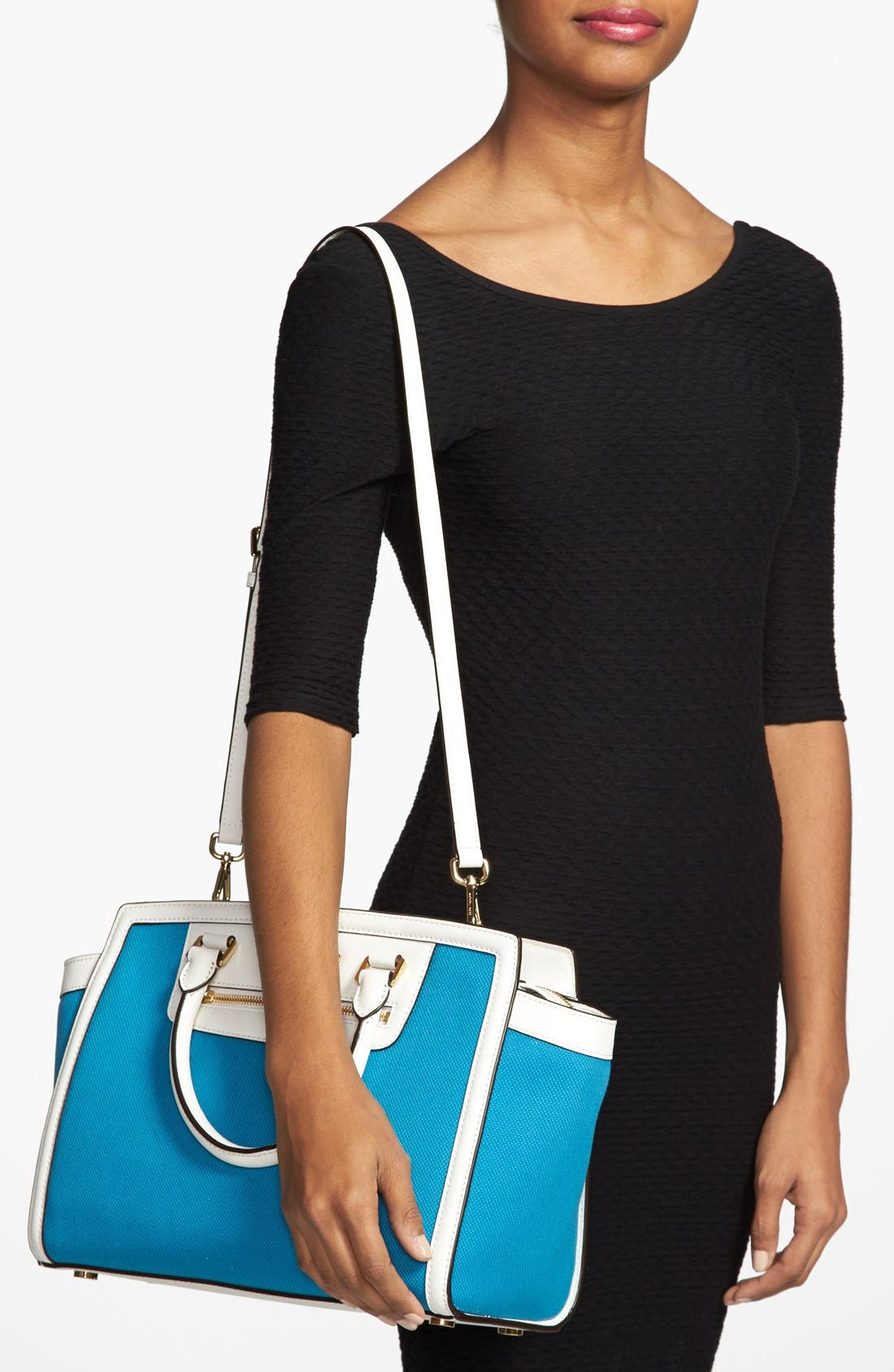 Alternate Image 2  - MICHAEL Michael Kors 'Large Selma' Satchel