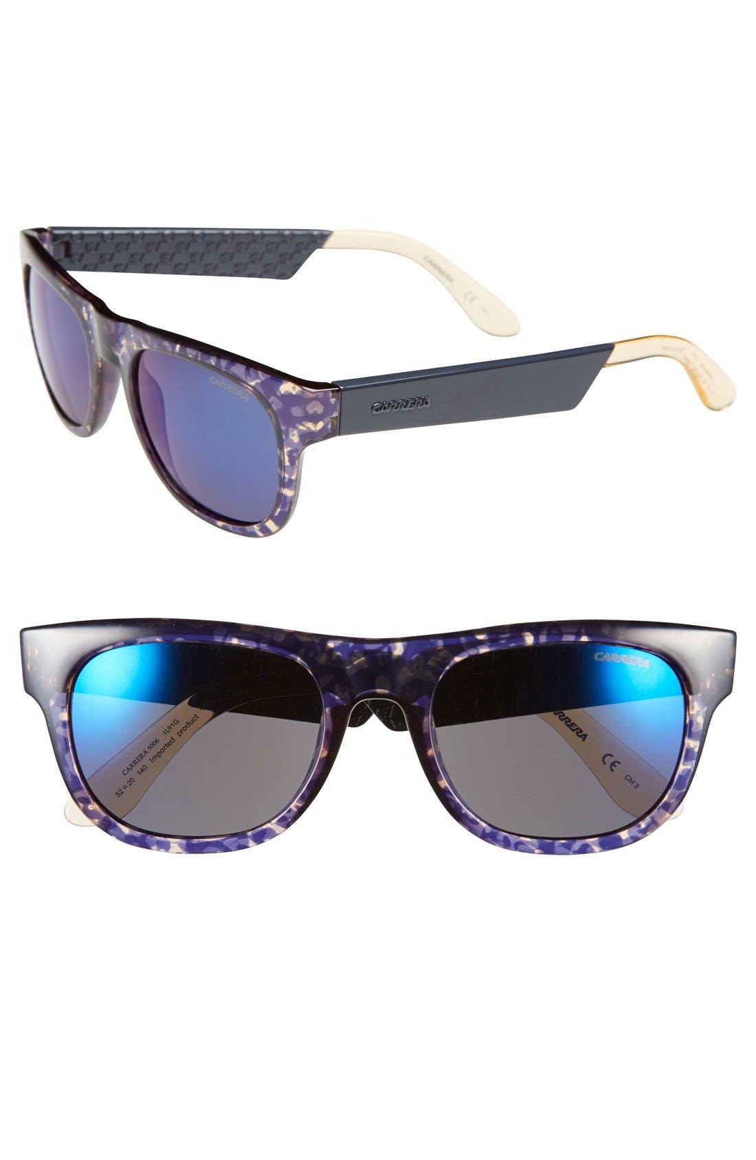 Alternate Image 1 Selected - Carrera Eyewear 52mm Sunglasses