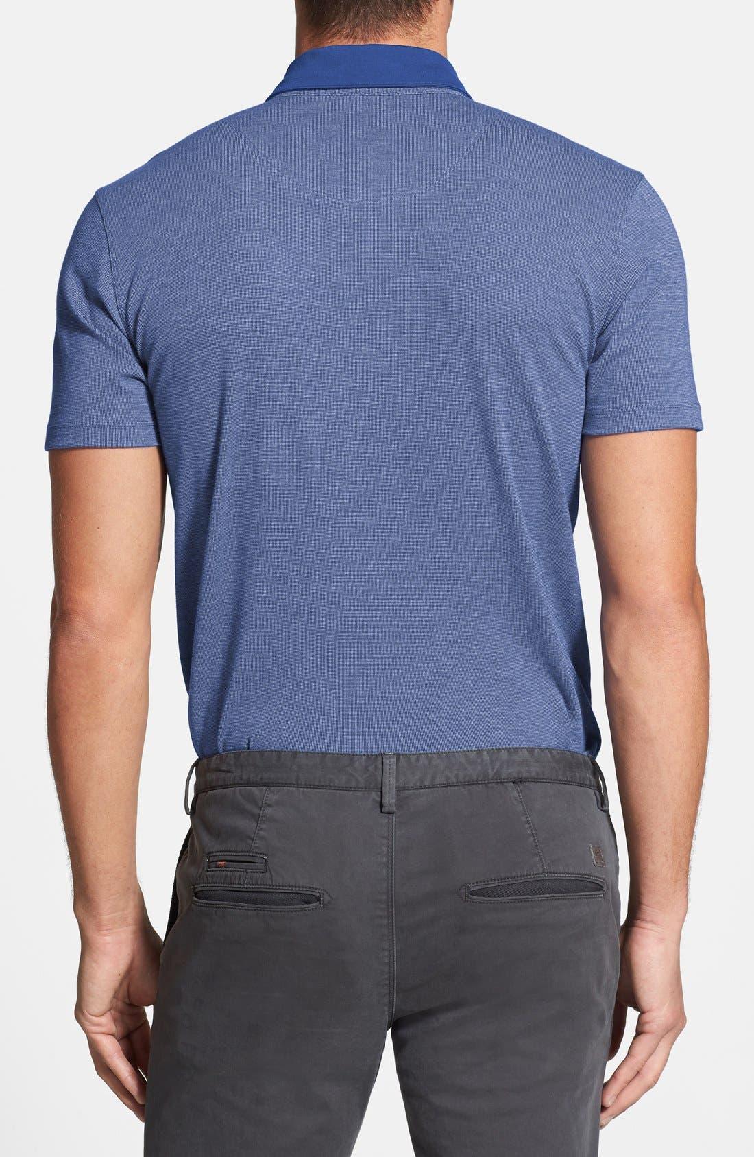Alternate Image 2  - BOSS HUGO BOSS 'Fontana' Polo Shirt