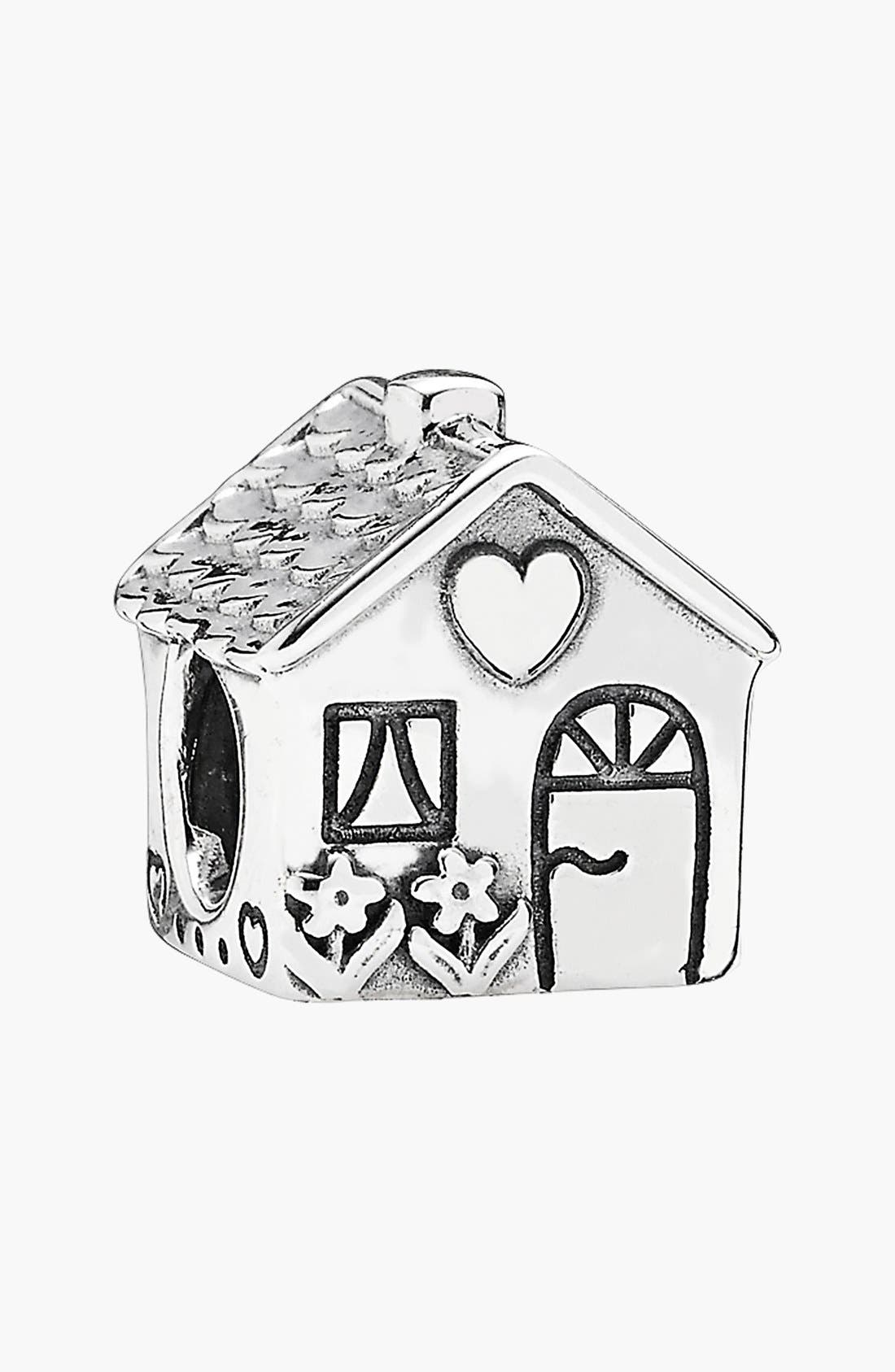 Alternate Image 1 Selected - PANDORA 'Home Sweet Home' Bead Charm