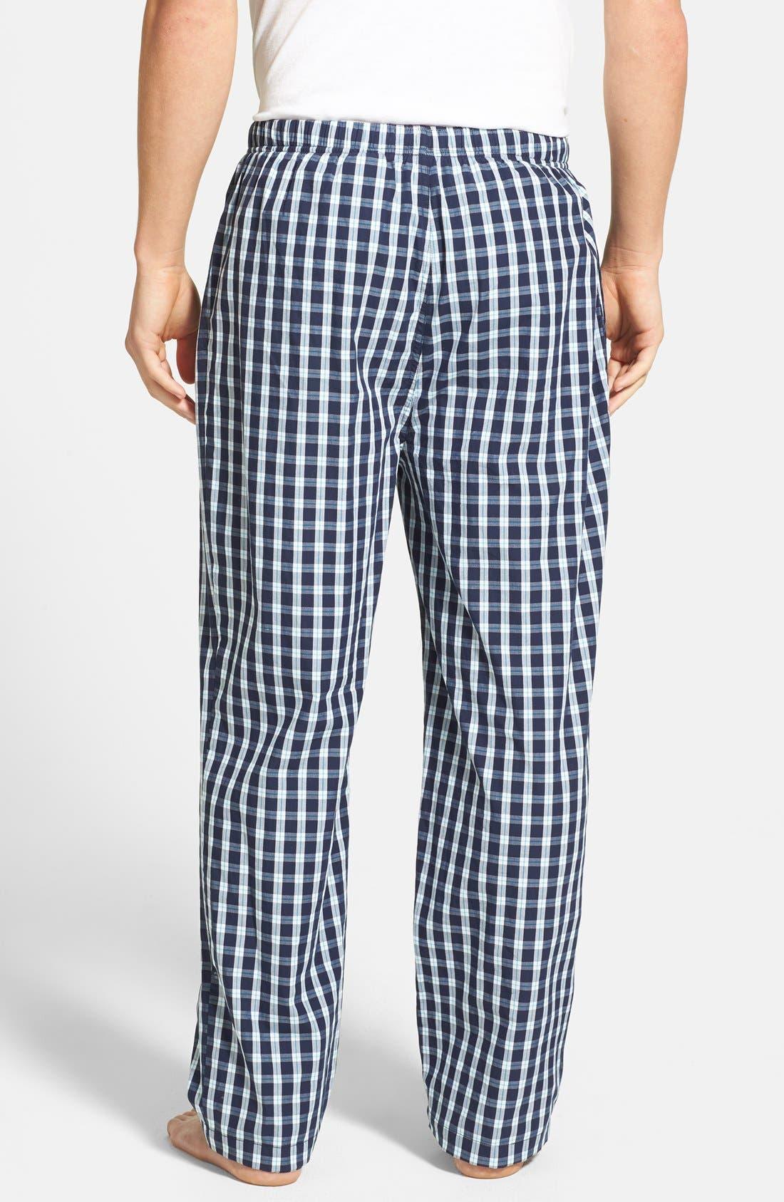 Alternate Image 2  - Michael Kors Check Lounge Pants