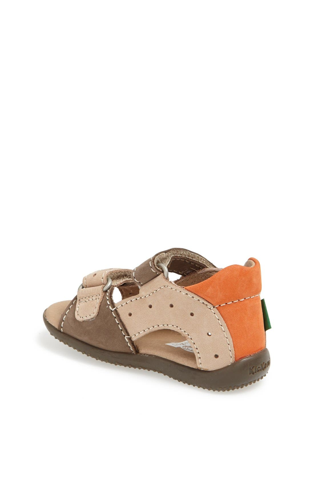 Alternate Image 2  - Kickers 'Boping 2' Sandal (Baby, Walker & Toddler)