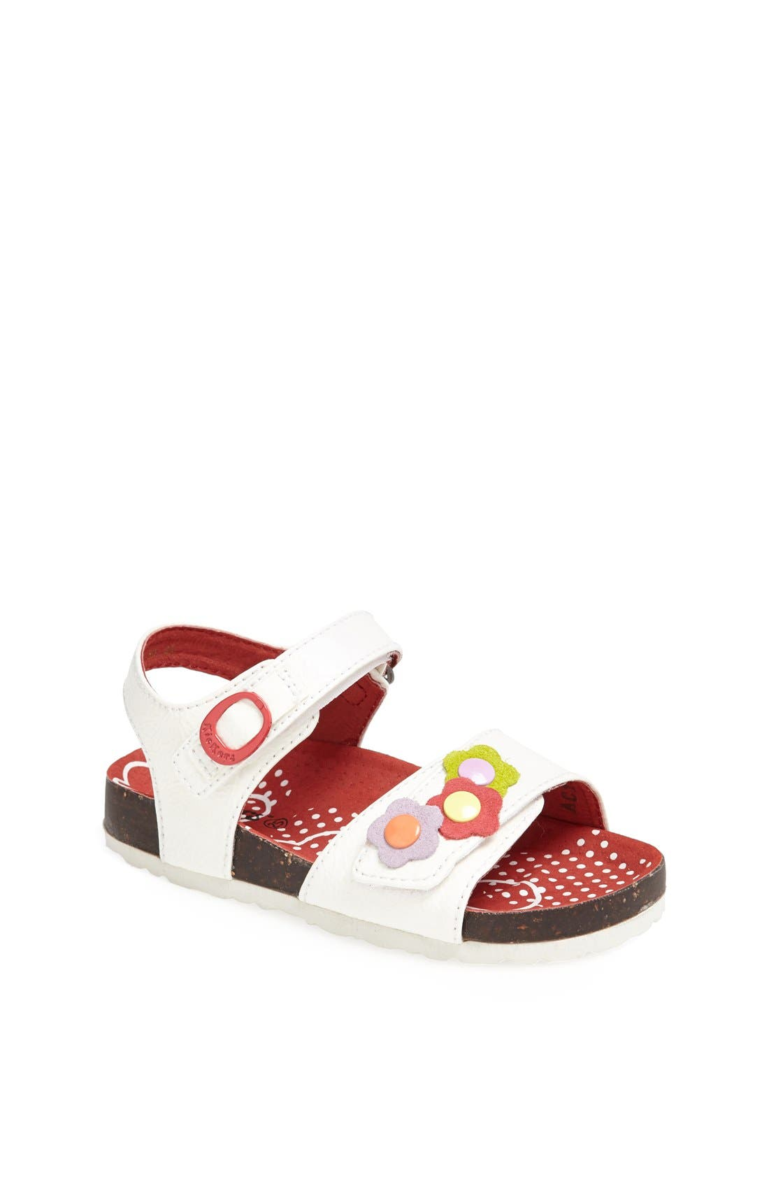 Main Image - Kickers 'Magiflower' Sandal (Toddler, Little Kid & Big Kid)