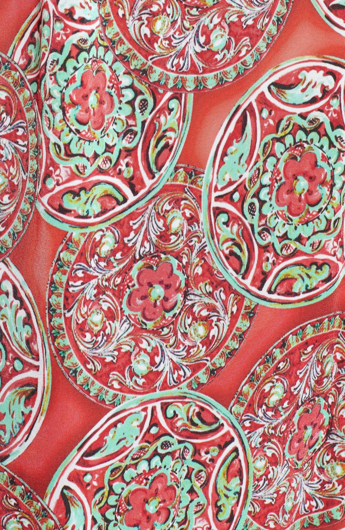Alternate Image 3  - Luli Fama 'Cocktail Hour' Braided Strap Maxi Dress