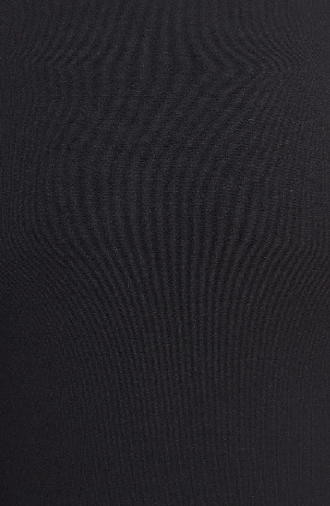 Alternate Image 3  - Caslon® Convertible Maxi Skirt (Plus Size)