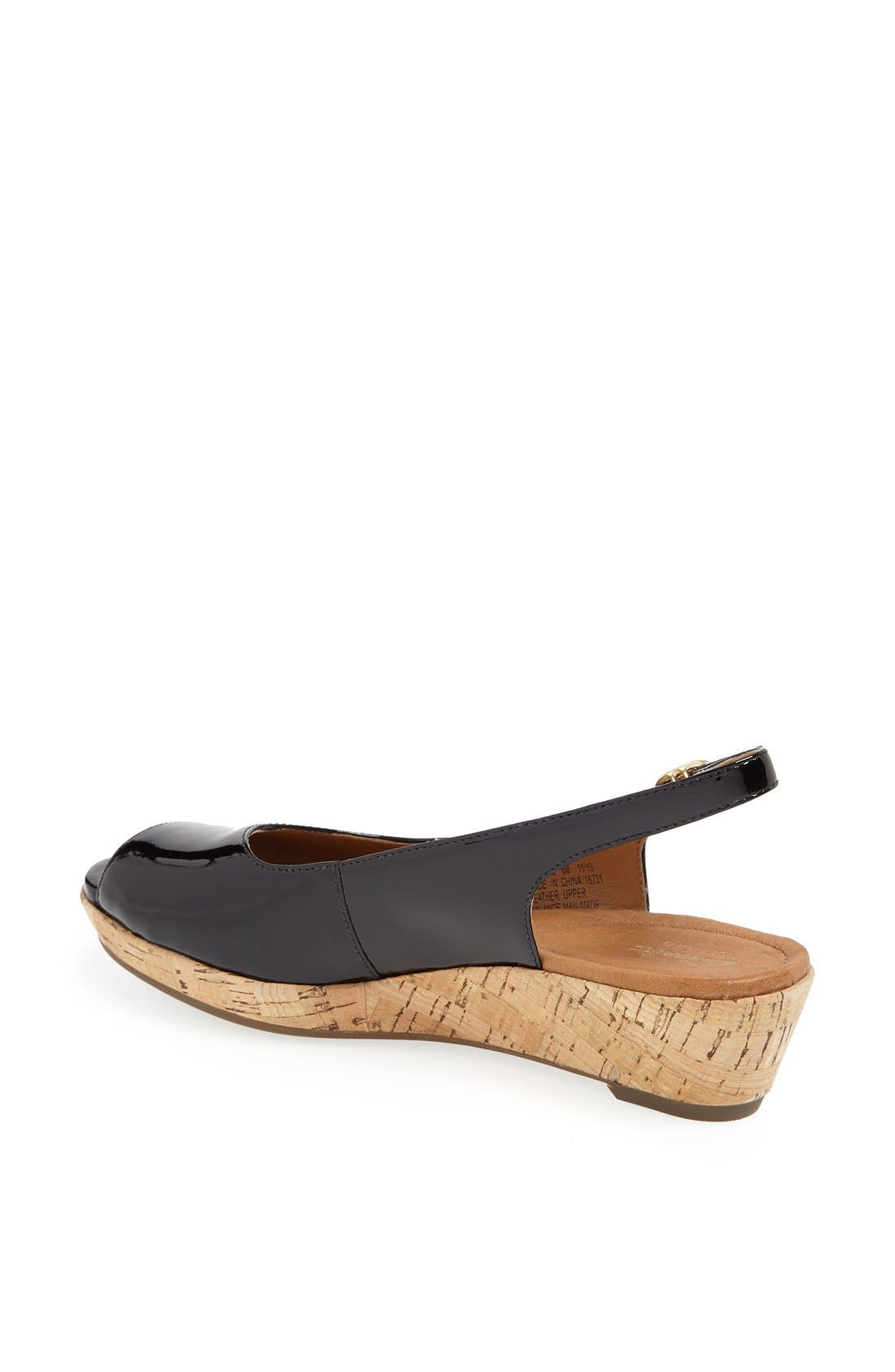 Alternate Image 2  - Clarks® 'Orlena Currant' Sandal (Regular Retail Price: $99.95)
