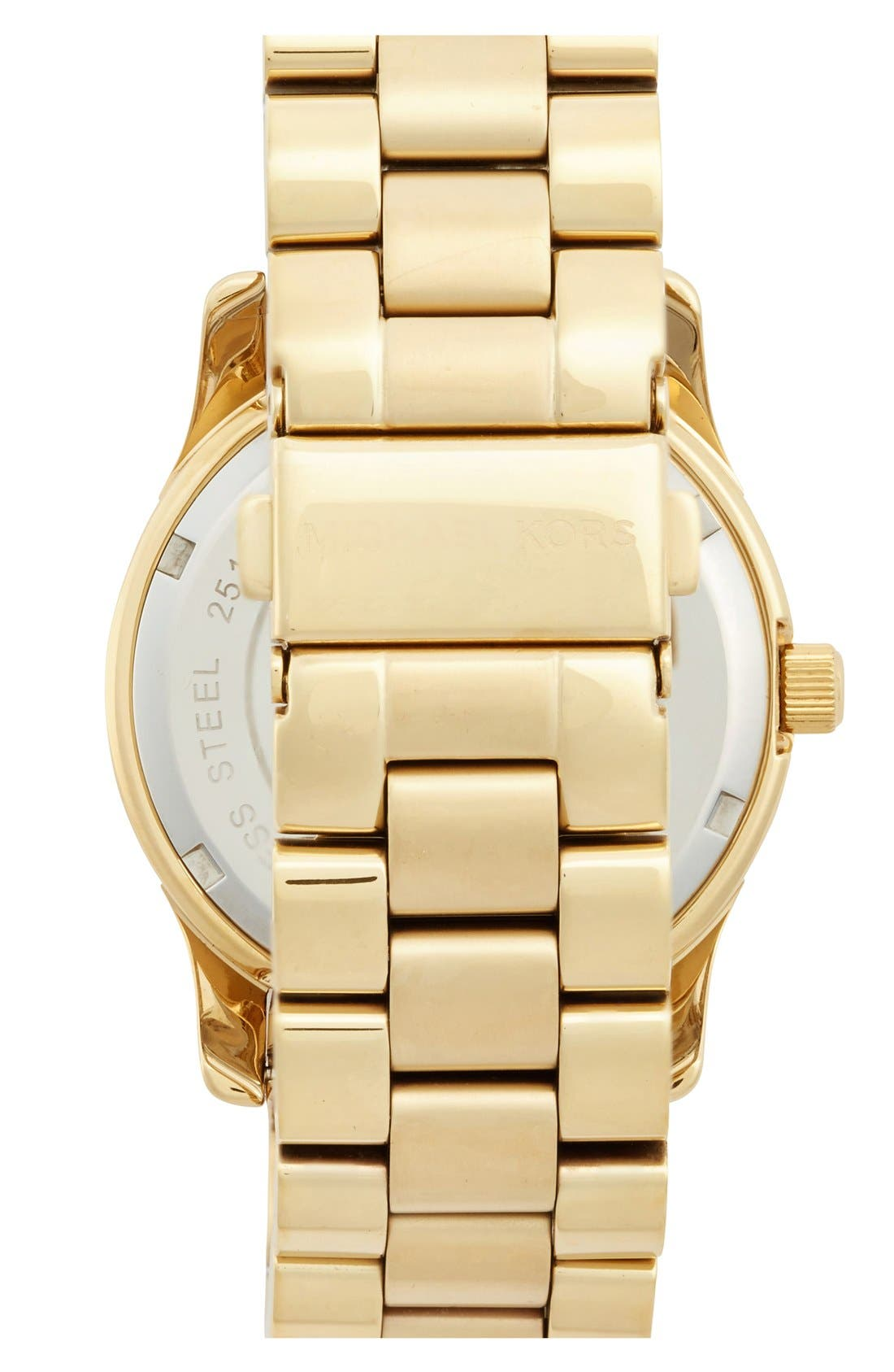 Alternate Image 2  - Michael Kors 'Jet Set Sport' Watch, 38mm