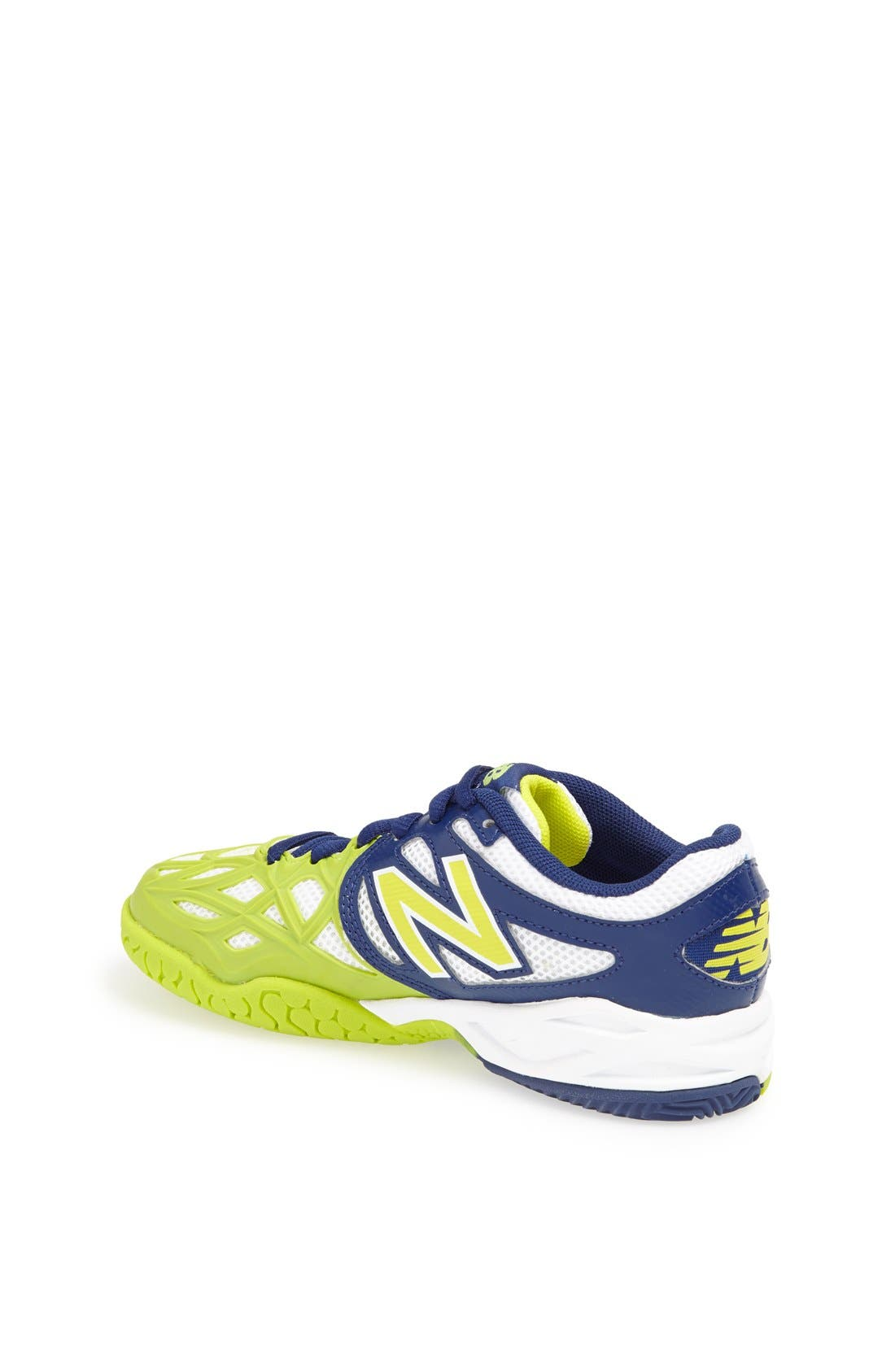 Alternate Image 2  - New Balance '996' Tennis Shoe (Toddler, Little Kid & Big Kid)