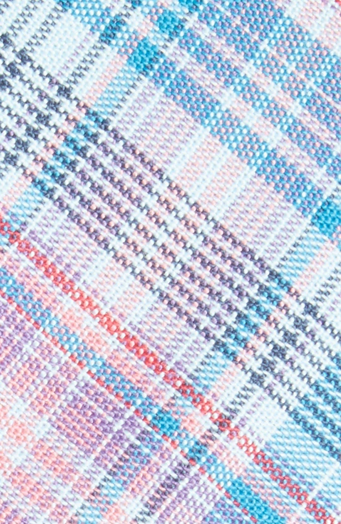 Alternate Image 2  - Moods of Norway Woven Cotton Tie