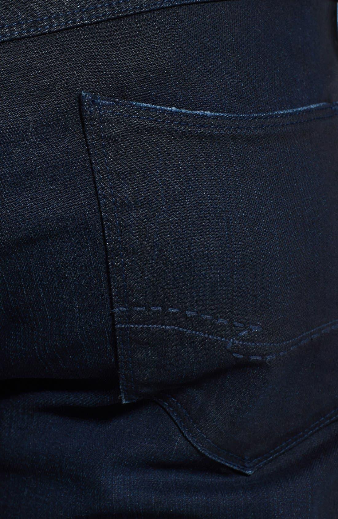 Alternate Image 3  - Robert Graham 'Rocker' Slim Fit Stretch Pants