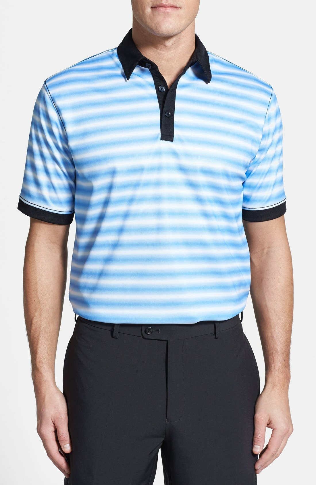Alternate Image 1 Selected - Callaway Golf® 'Bolt' Opti-Dri Moisture Wicking Polo