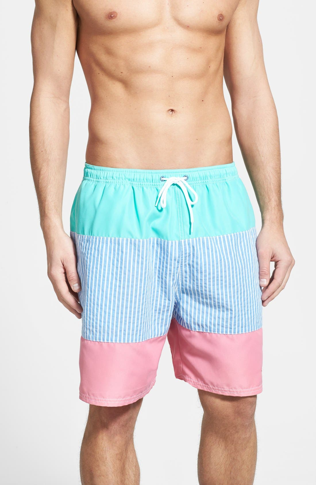 Main Image - Vineyard Vines 'Bungalow' Swim Trunks